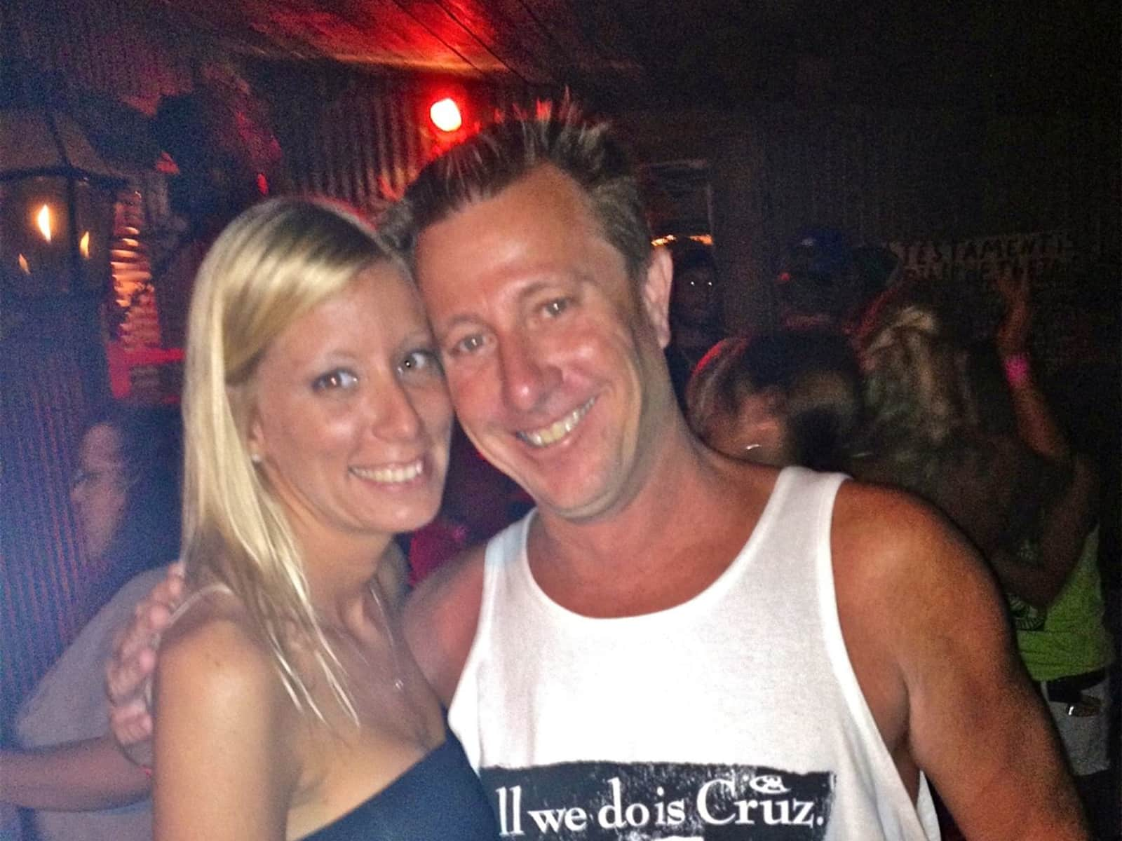 Jen & John from Cocoa Beach, Florida, United States