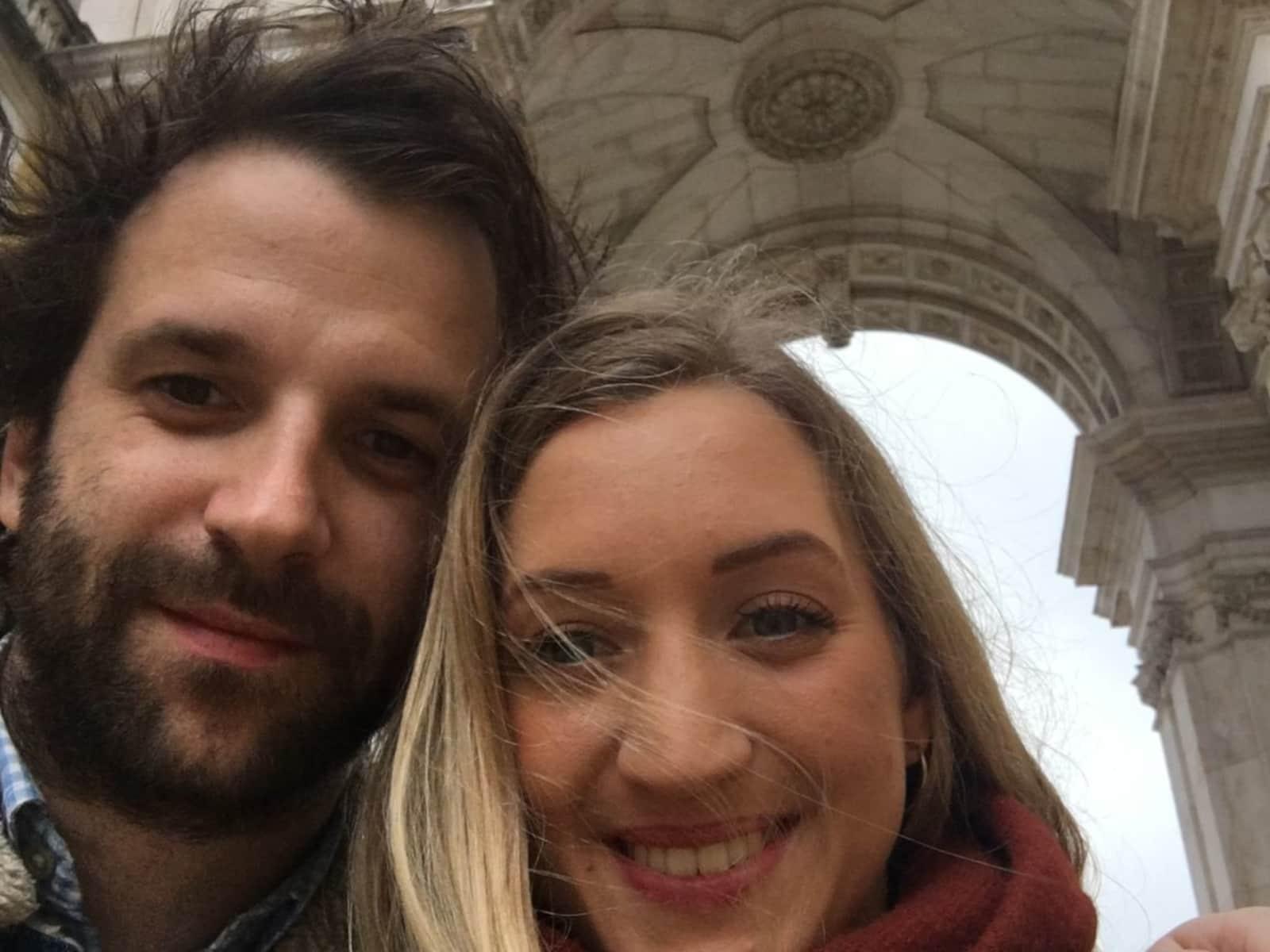 Emma & Rich from Burleigh Waters, Queensland, Australia
