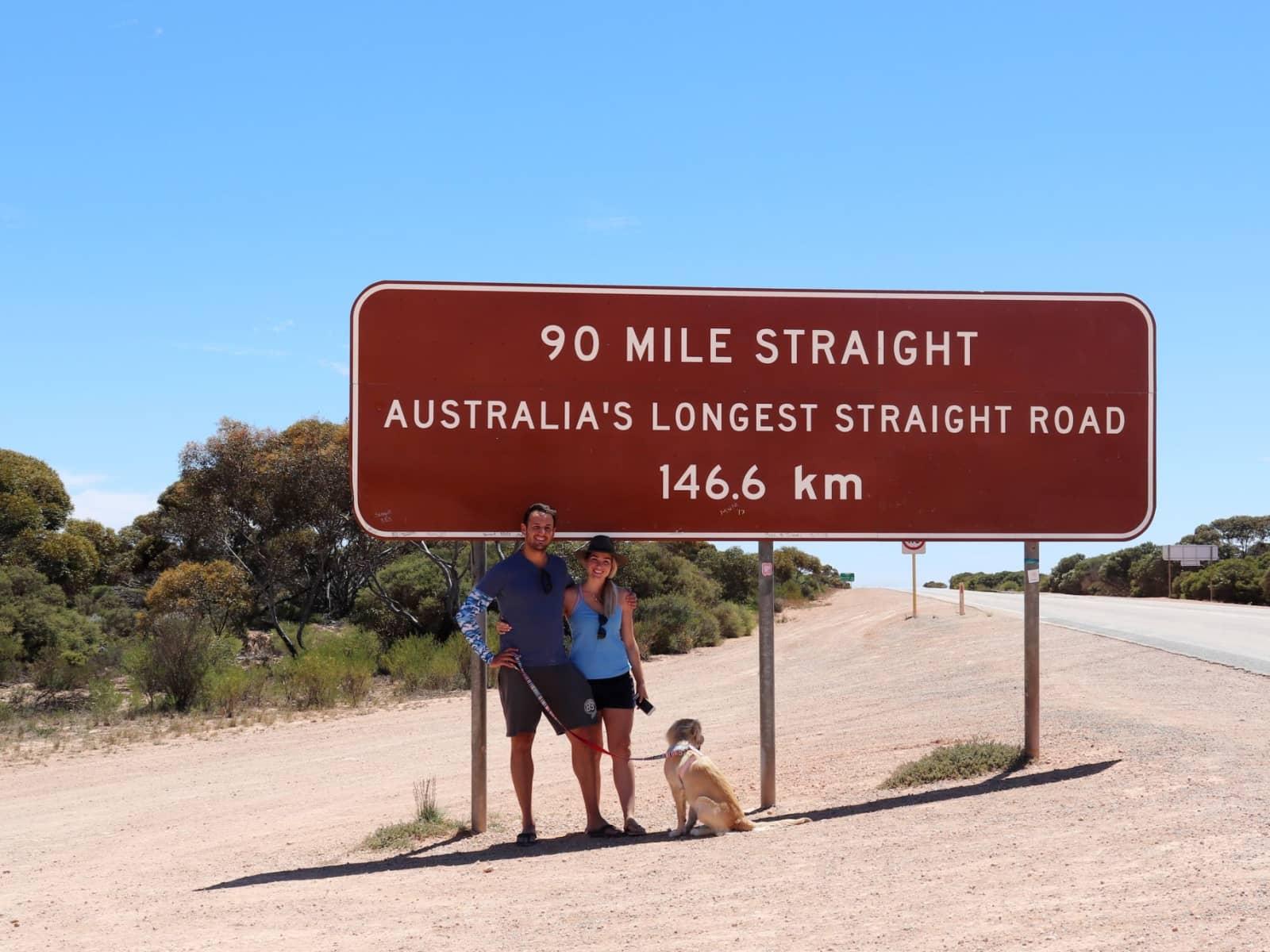 Leon & Renee from Perth, Western Australia, Australia