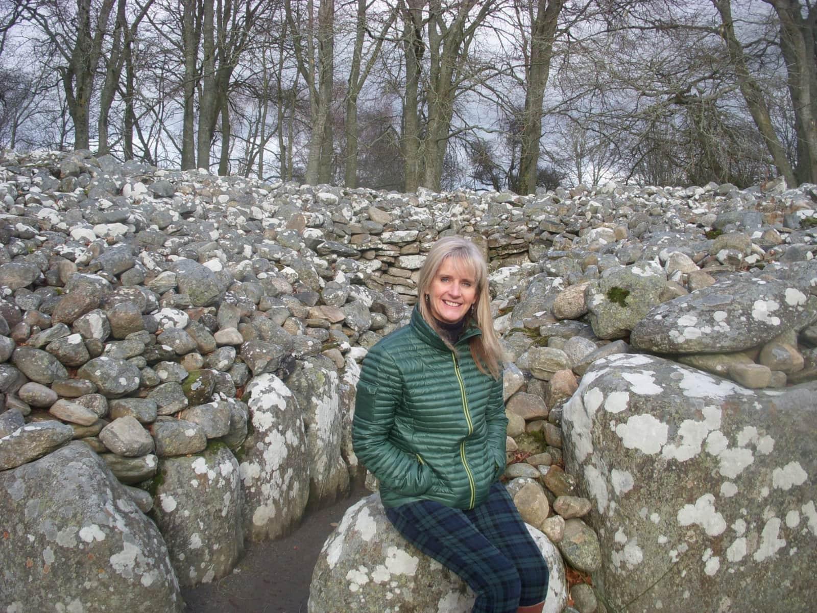 Karen from Glasgow, United Kingdom