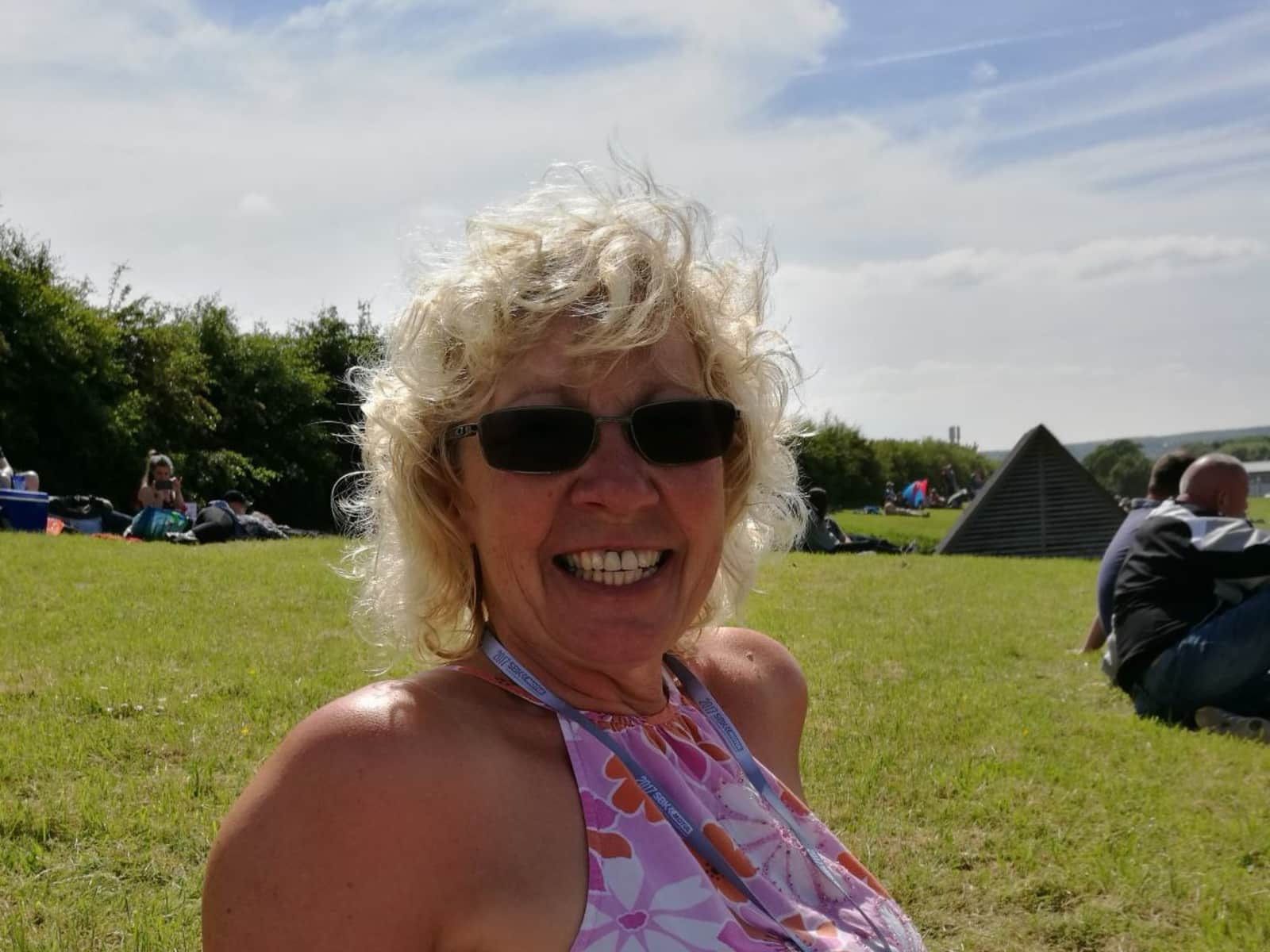 Deborah from Chelmsford, United Kingdom