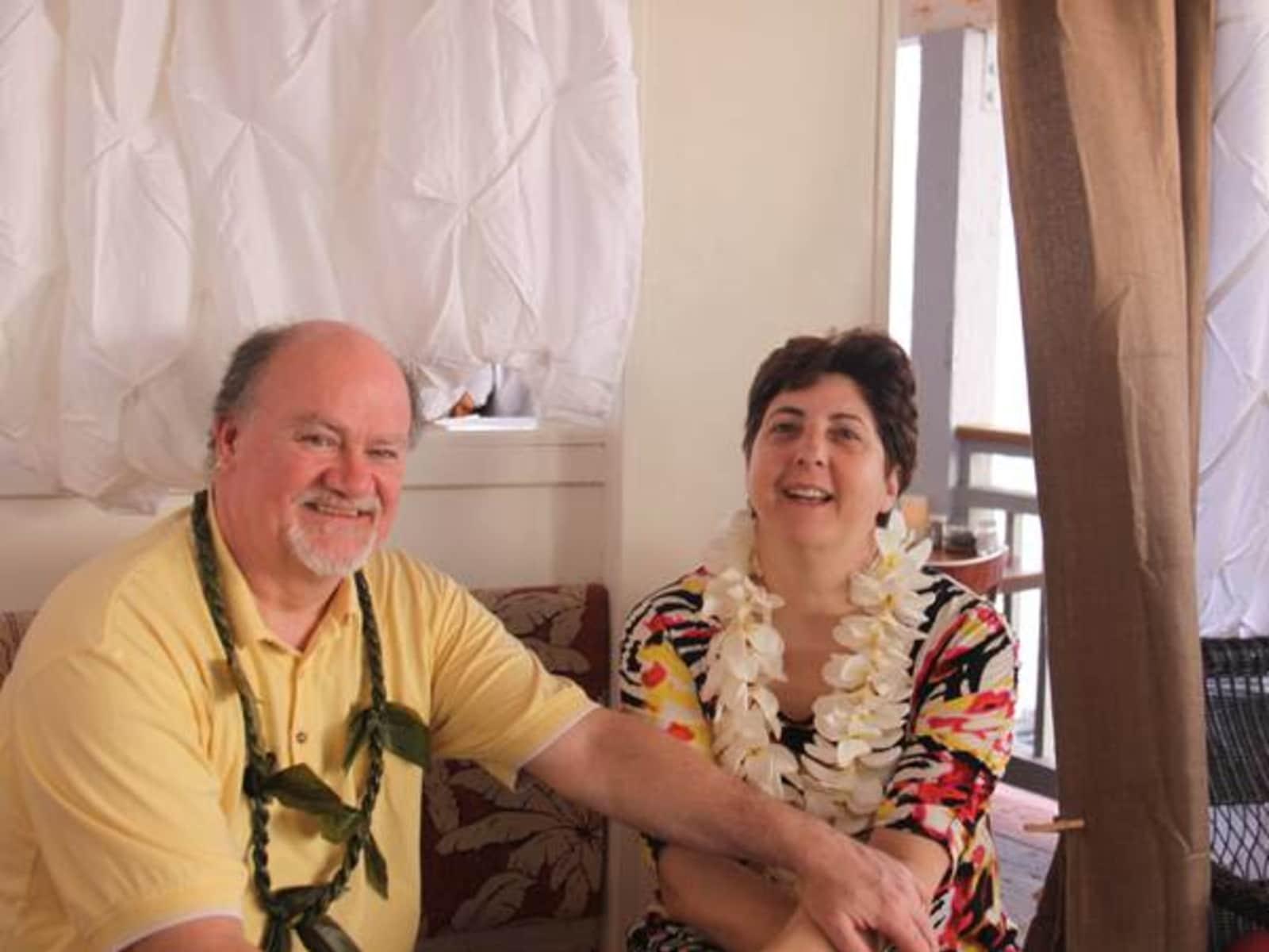 Susan & James from Salem, Massachusetts, United States
