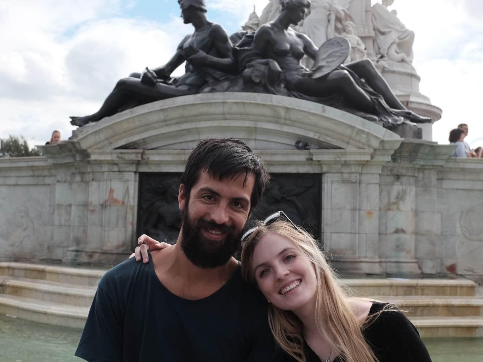 Kate & Justin from Melbourne, Victoria, Australia
