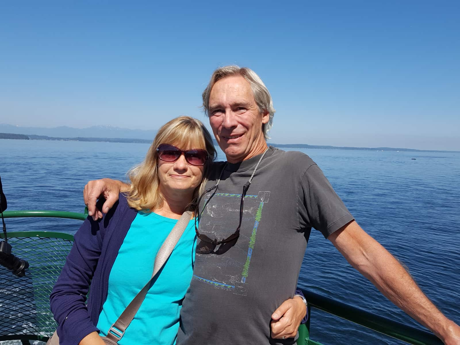 Joan and paul & Joan from Bellingham, Washington, United States