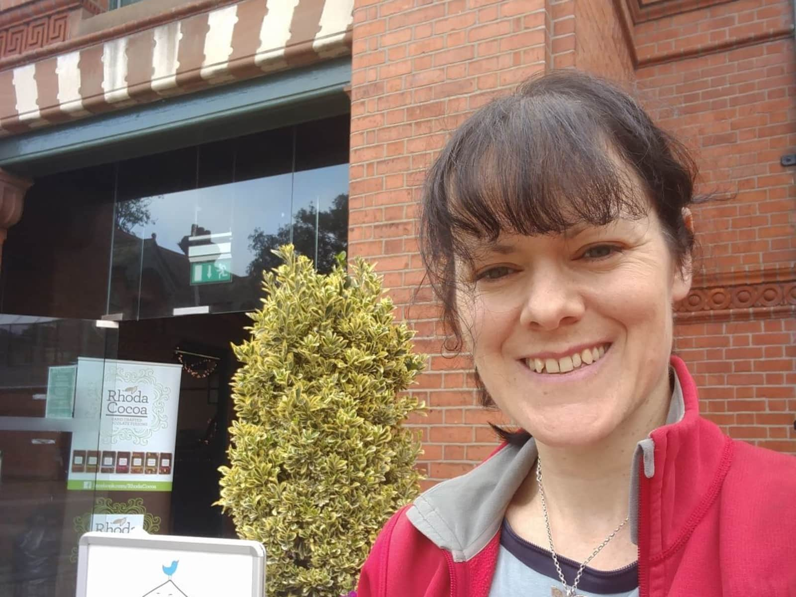 Aine from Louisburgh, Ireland