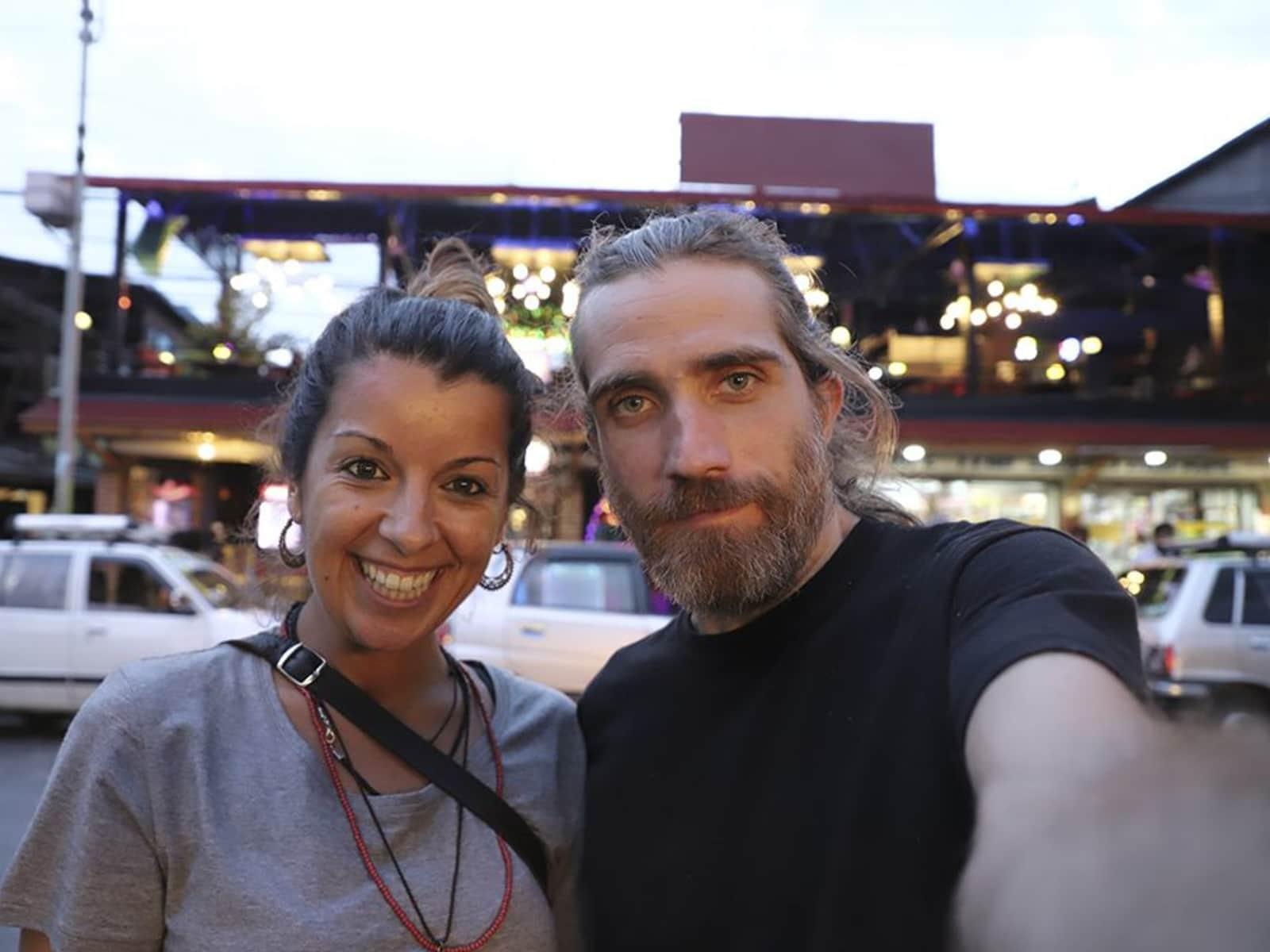 Maria & Xavi from Barcelona, Spain