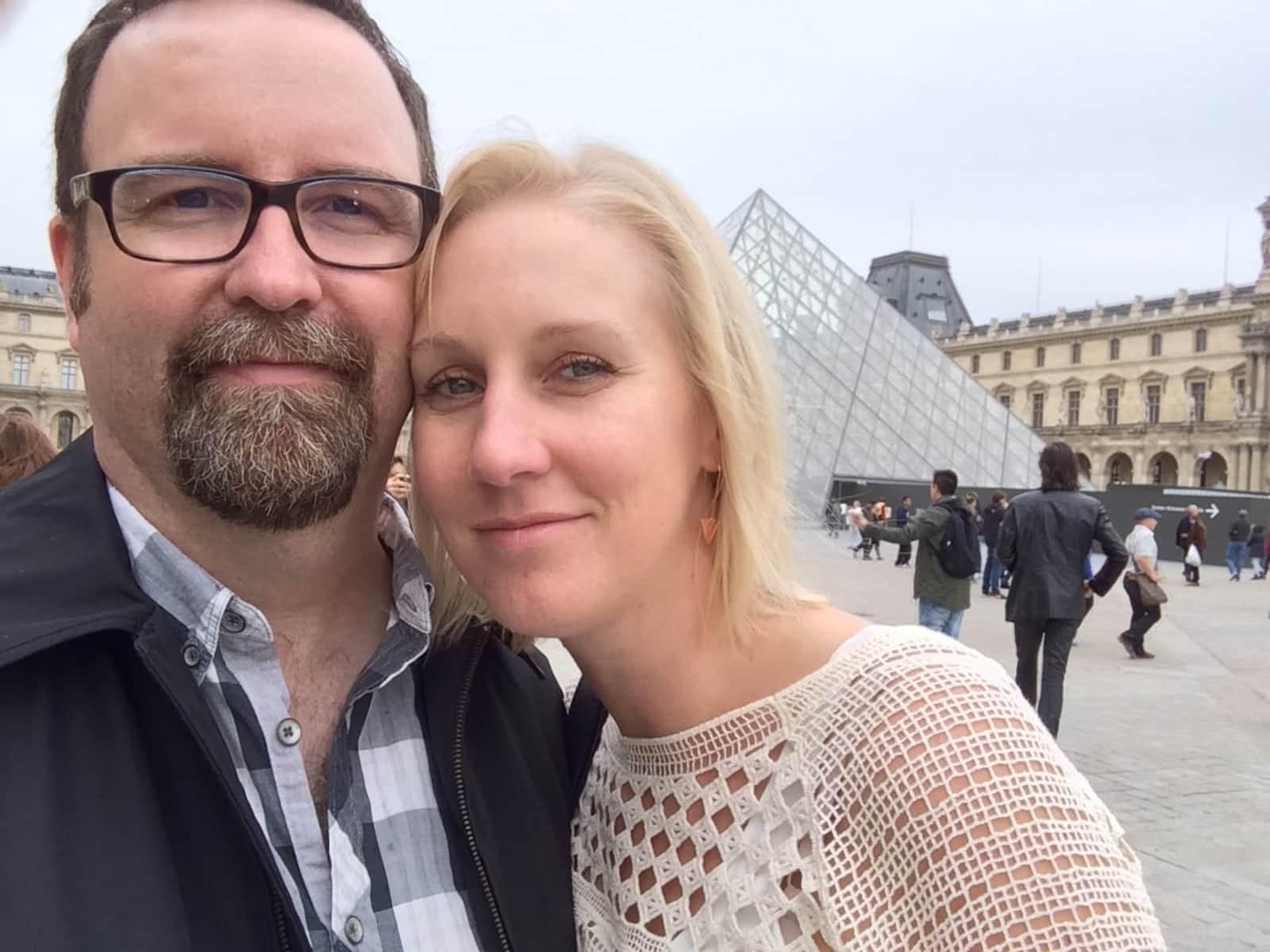 Vanessa & Steve from Calgary, Alberta, Canada