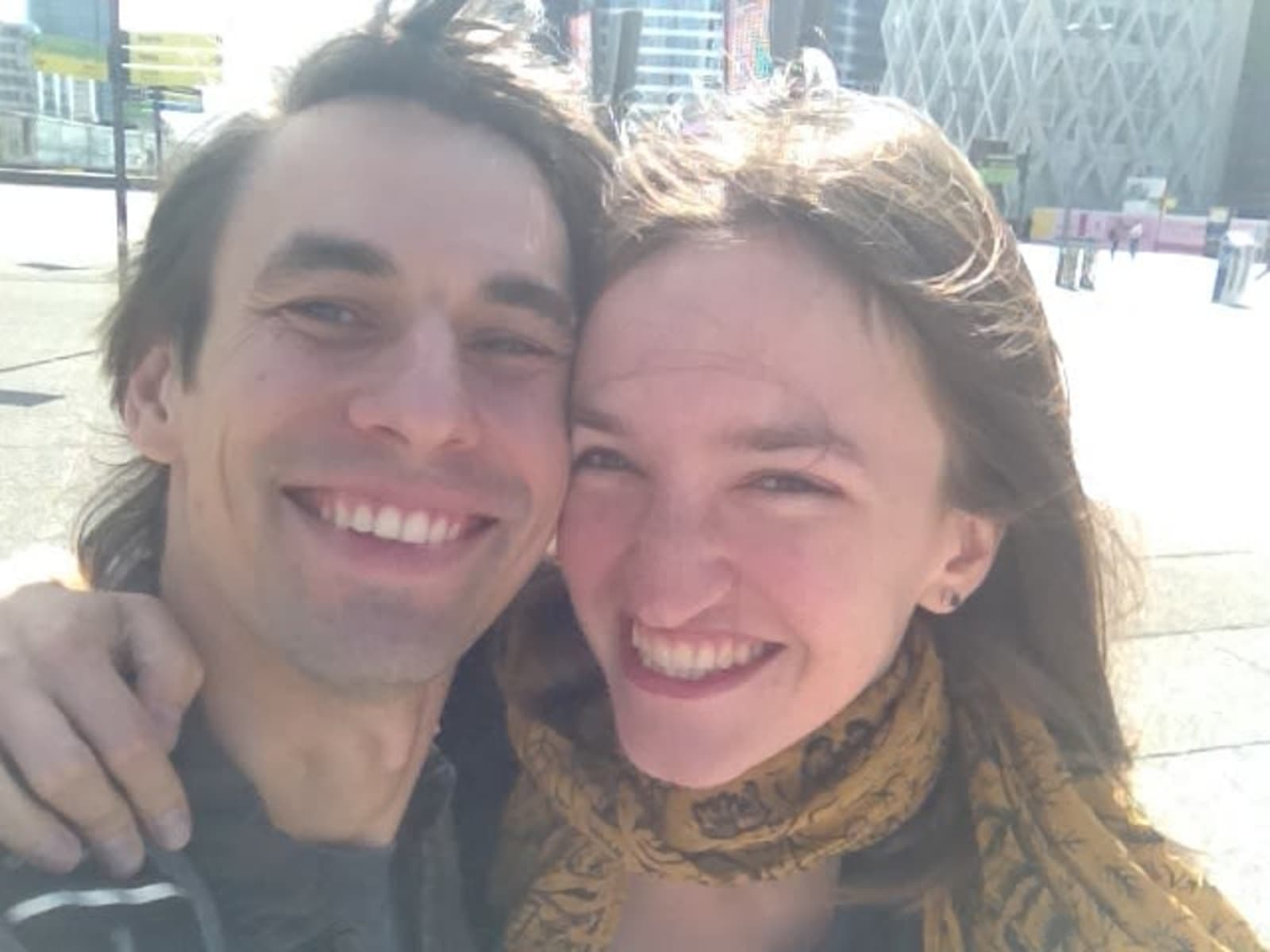 Michel & Olga from Paris, France