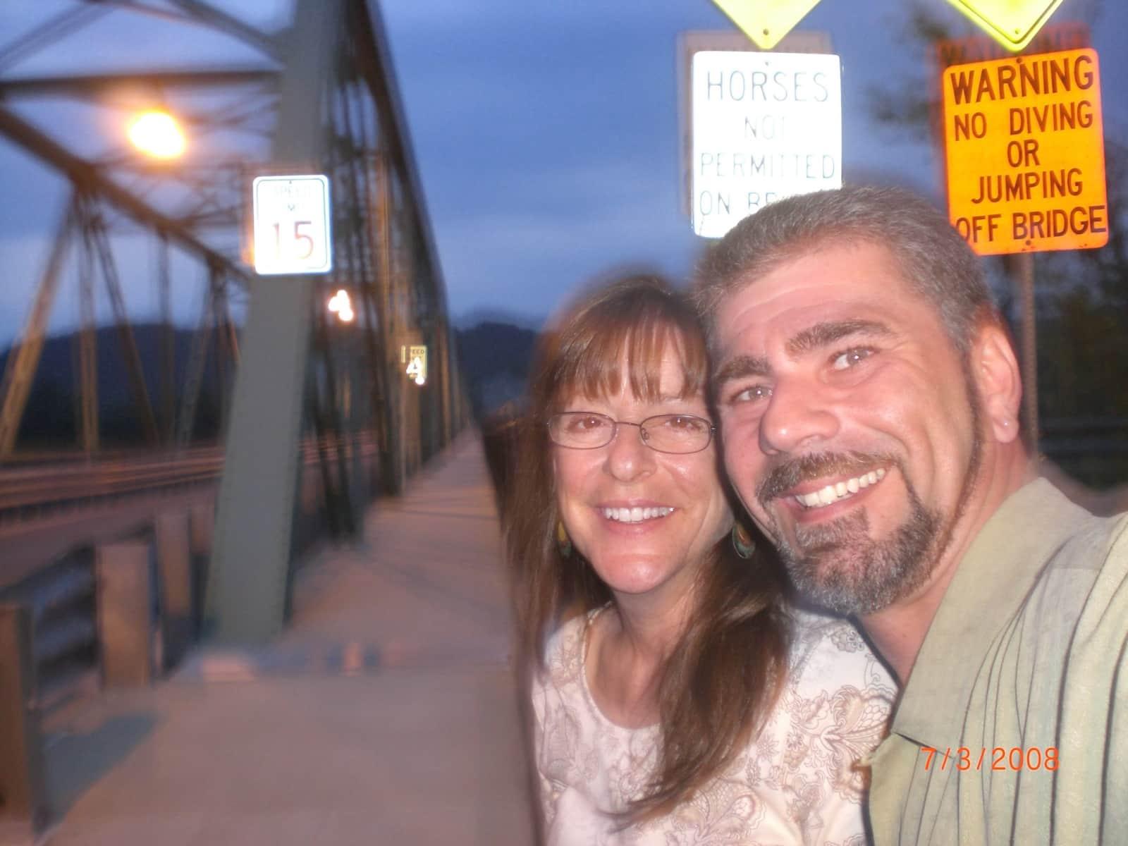 Gina & John from Boise, Idaho, United States