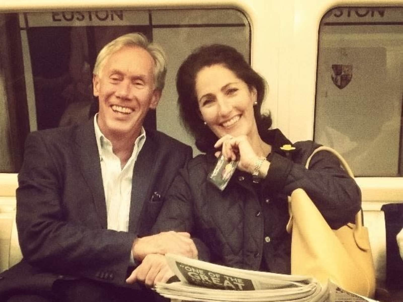 Karen & John from Amersham, United Kingdom