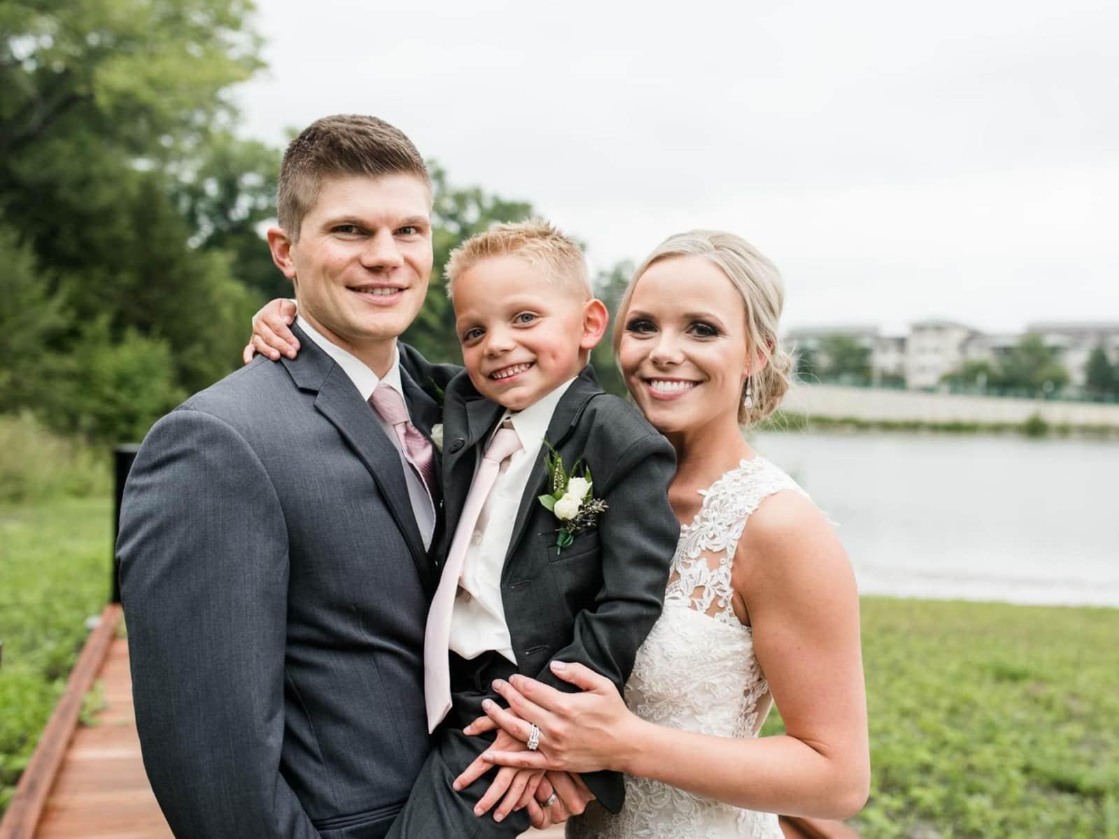 Hannah & Derek from Maple Grove, Minnesota, United States