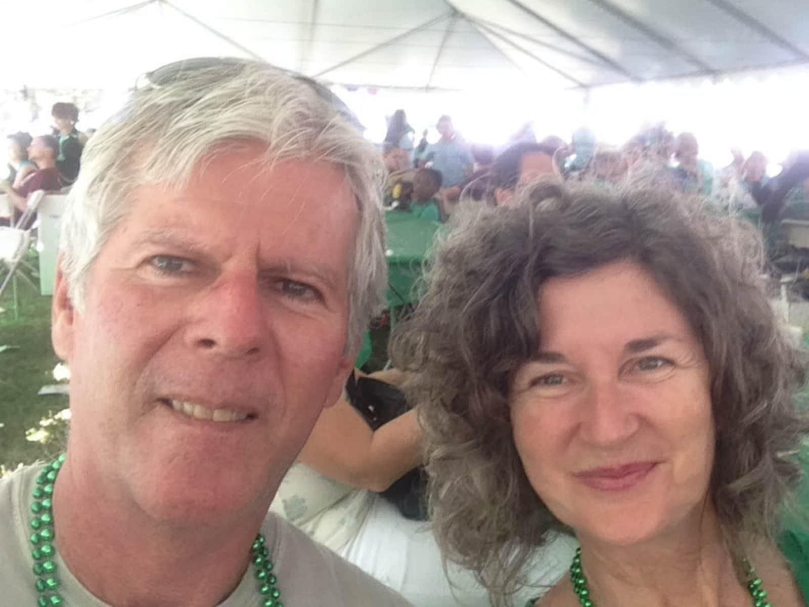 Bob & Sharon from St. Catharines, Ontario, Canada