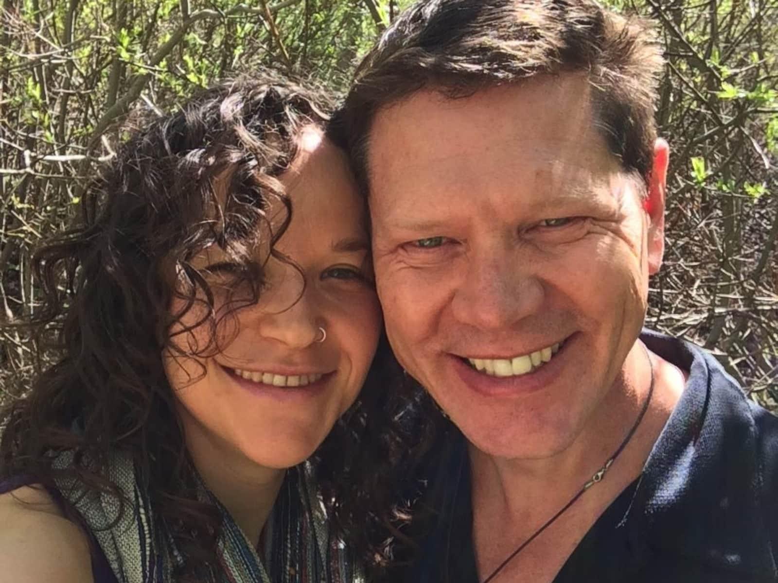 Brad & Katharine from Spokane, Washington, United States