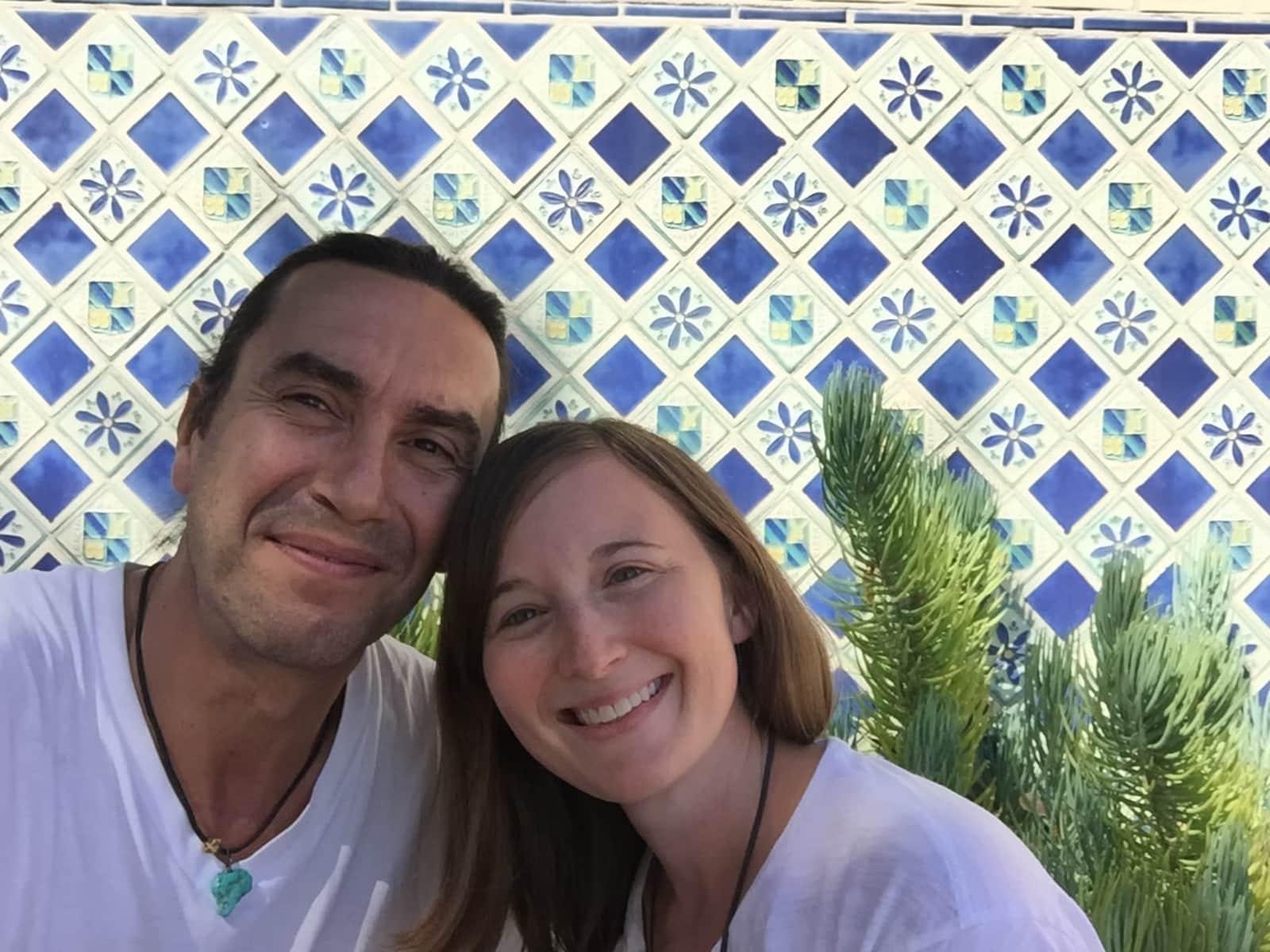 Amanda & Claudius from Los Angeles, California, United States