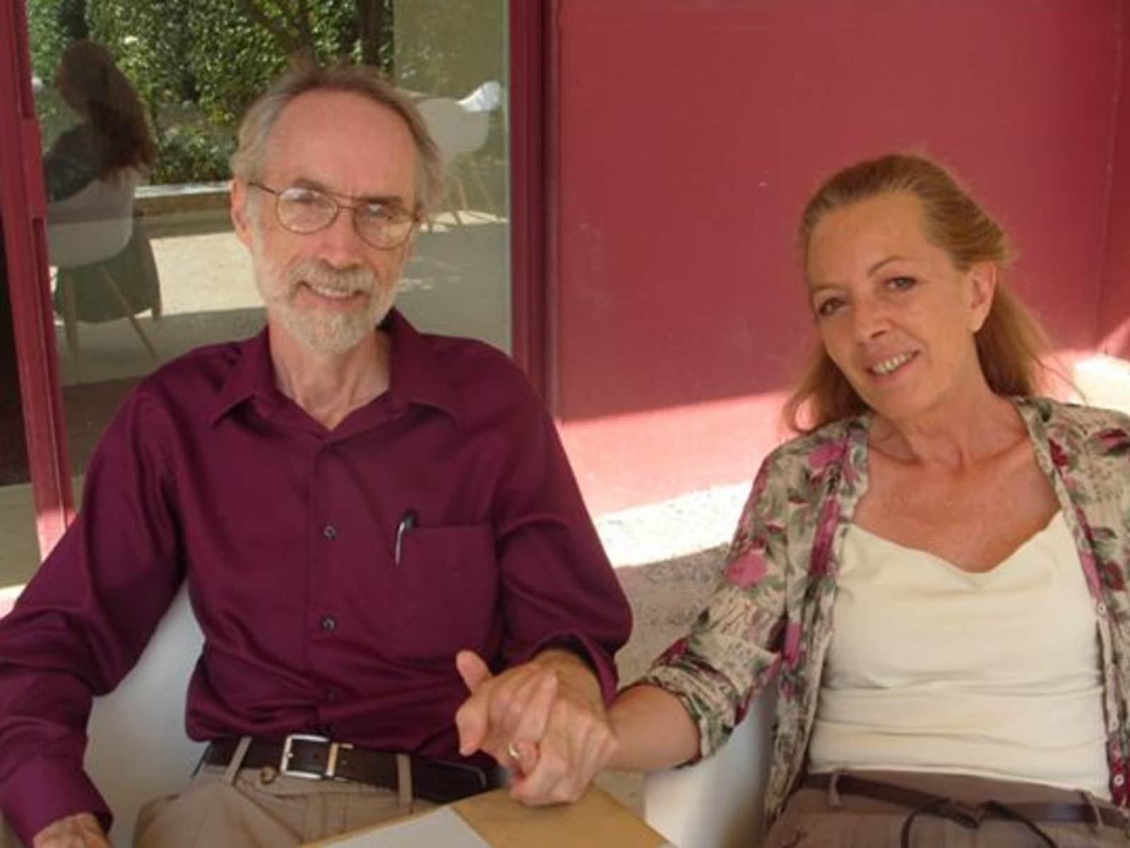 Pete & Teresa from Porto, Portugal