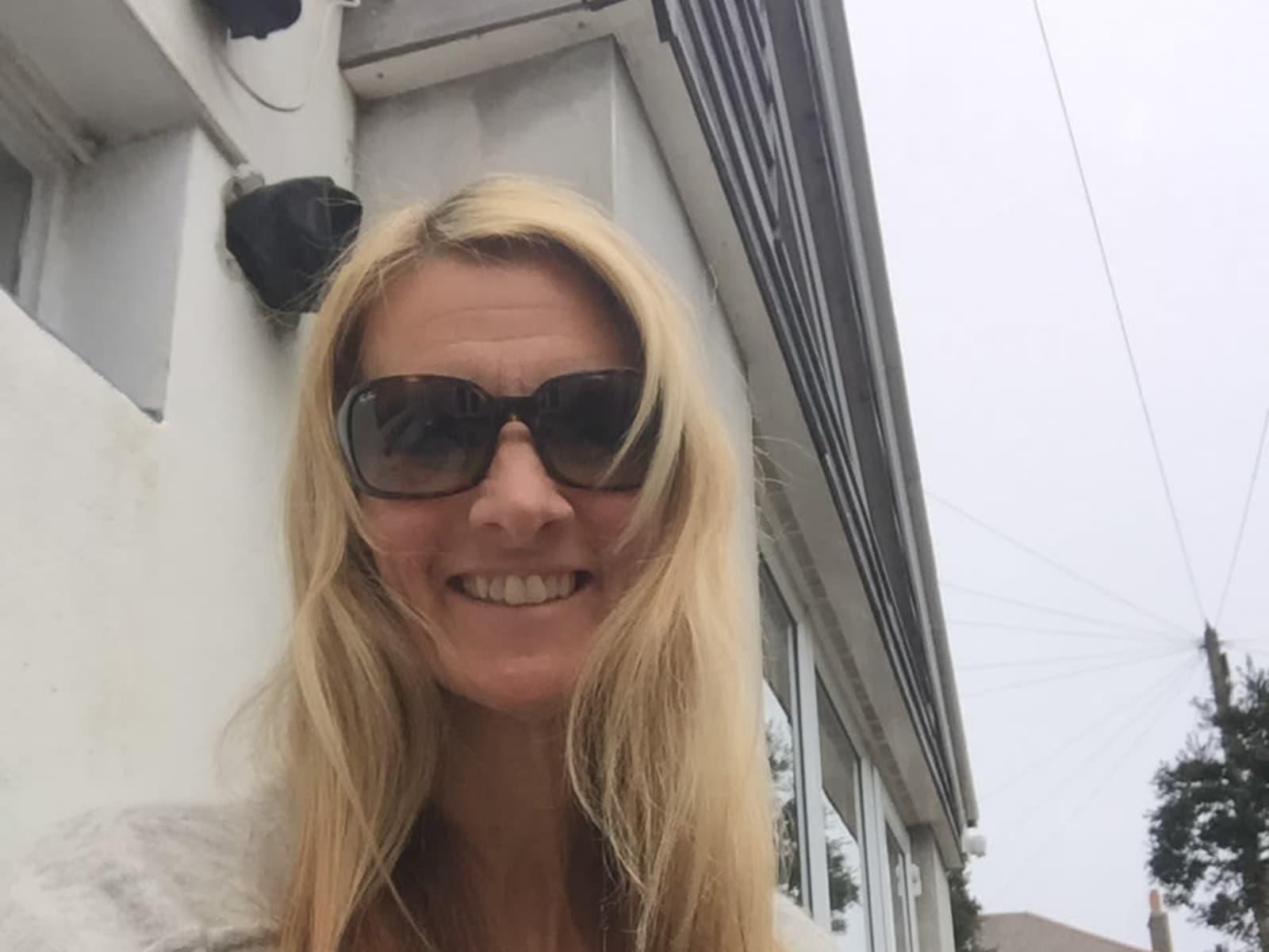 Maryellen from Falmouth, United Kingdom