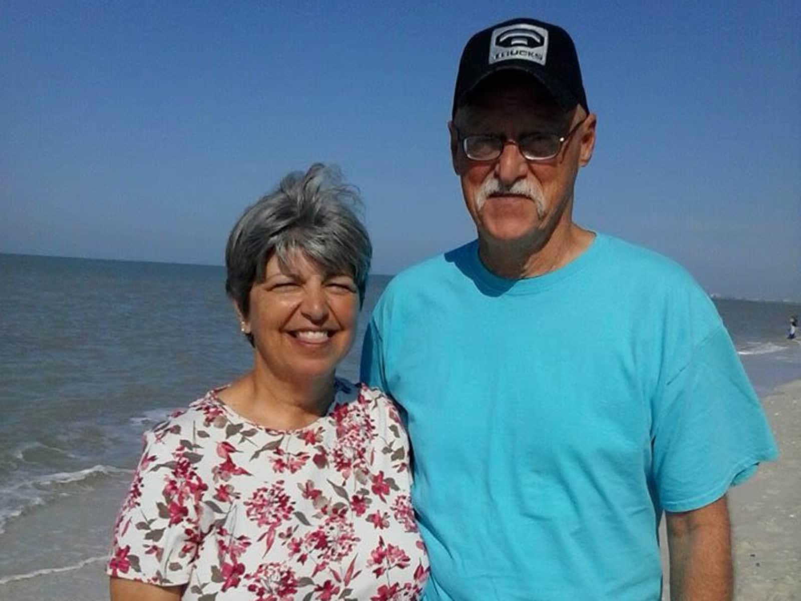 Denise & Ken from Las Vegas, Nevada, United States