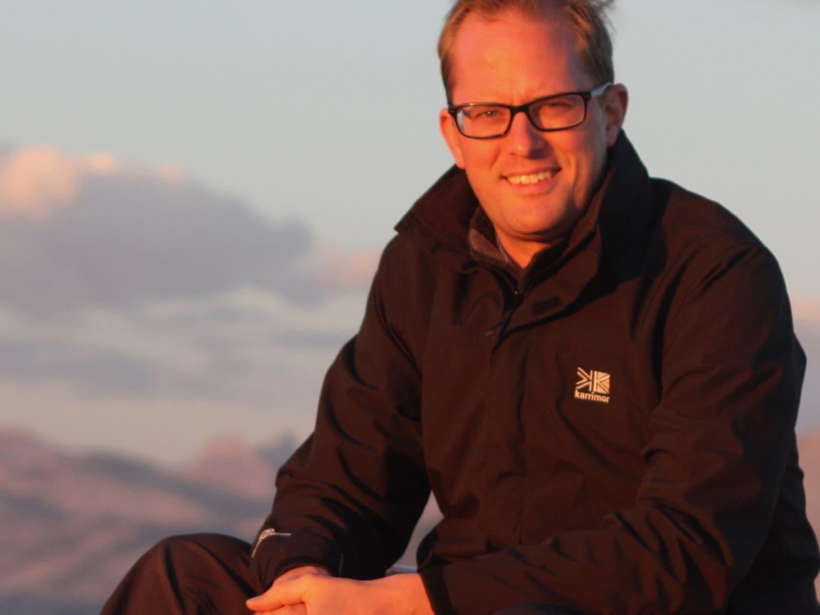Stuart from Guildford, United Kingdom