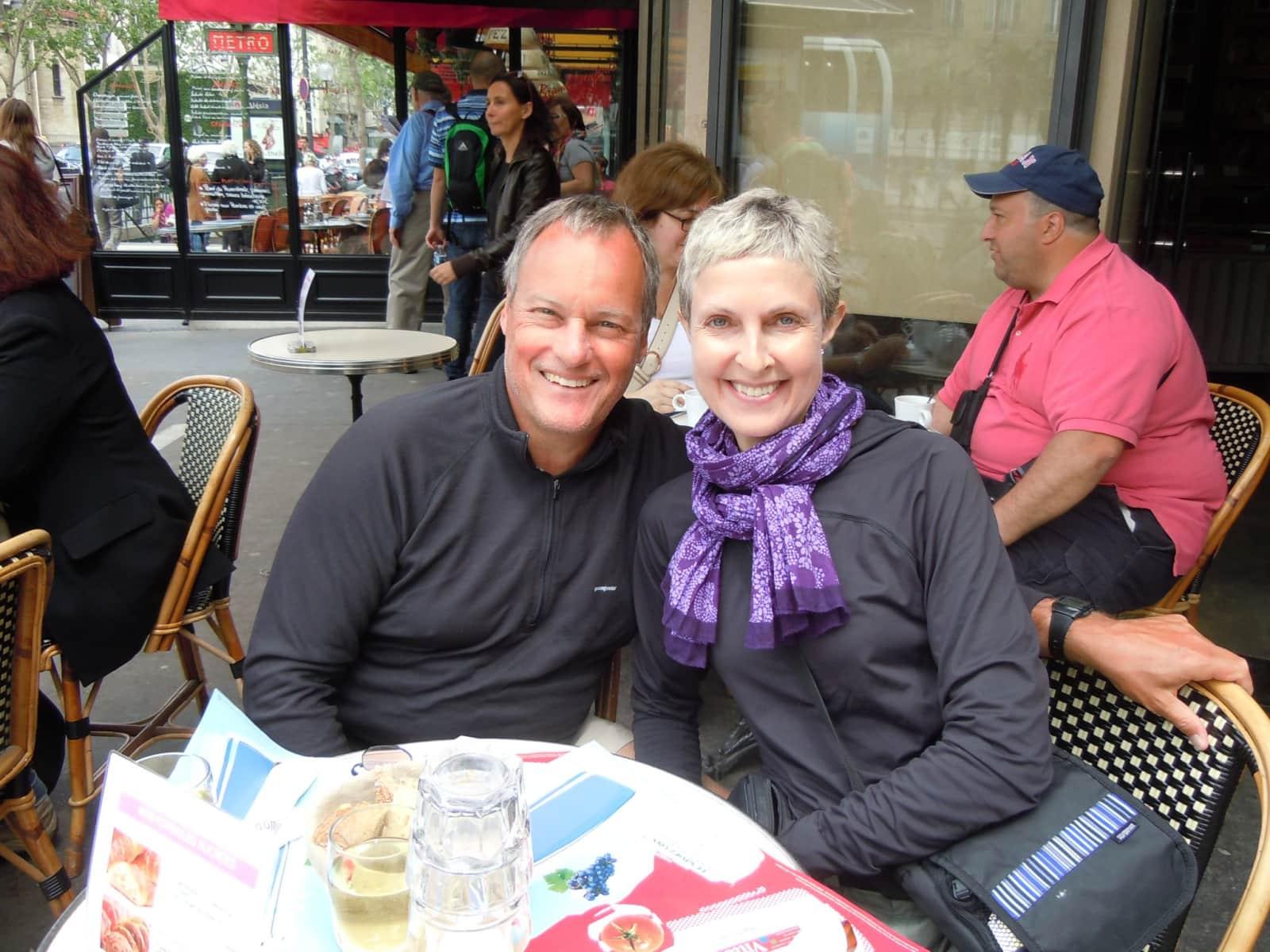 Kimberley & Francois from Ottawa, Ontario, Canada
