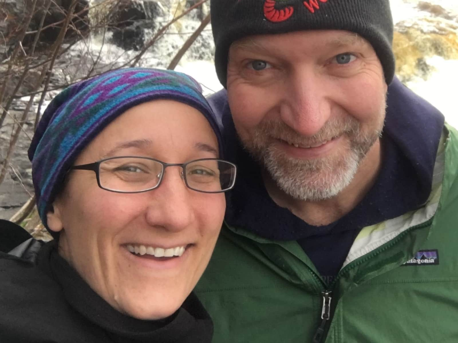 Catherine & Tom from Chippewa Falls, Wisconsin, United States