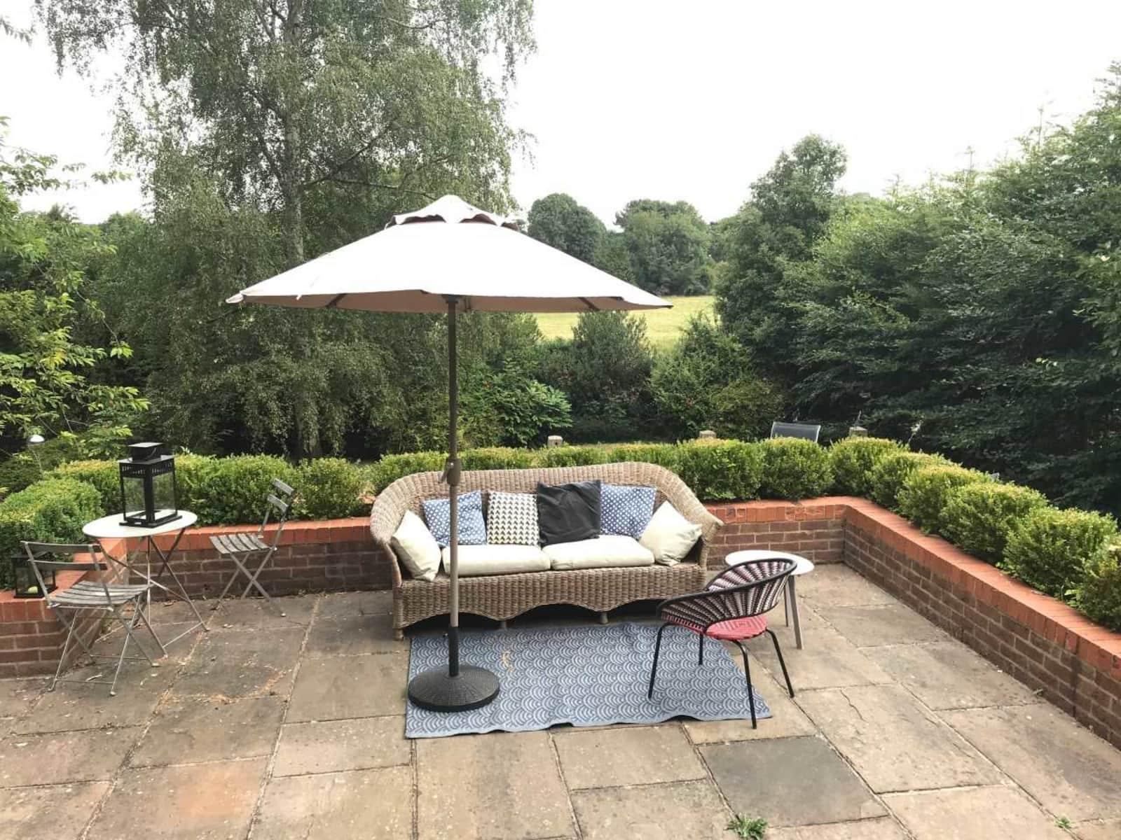 Housesitting assignment in Welwyn Garden City, United Kingdom