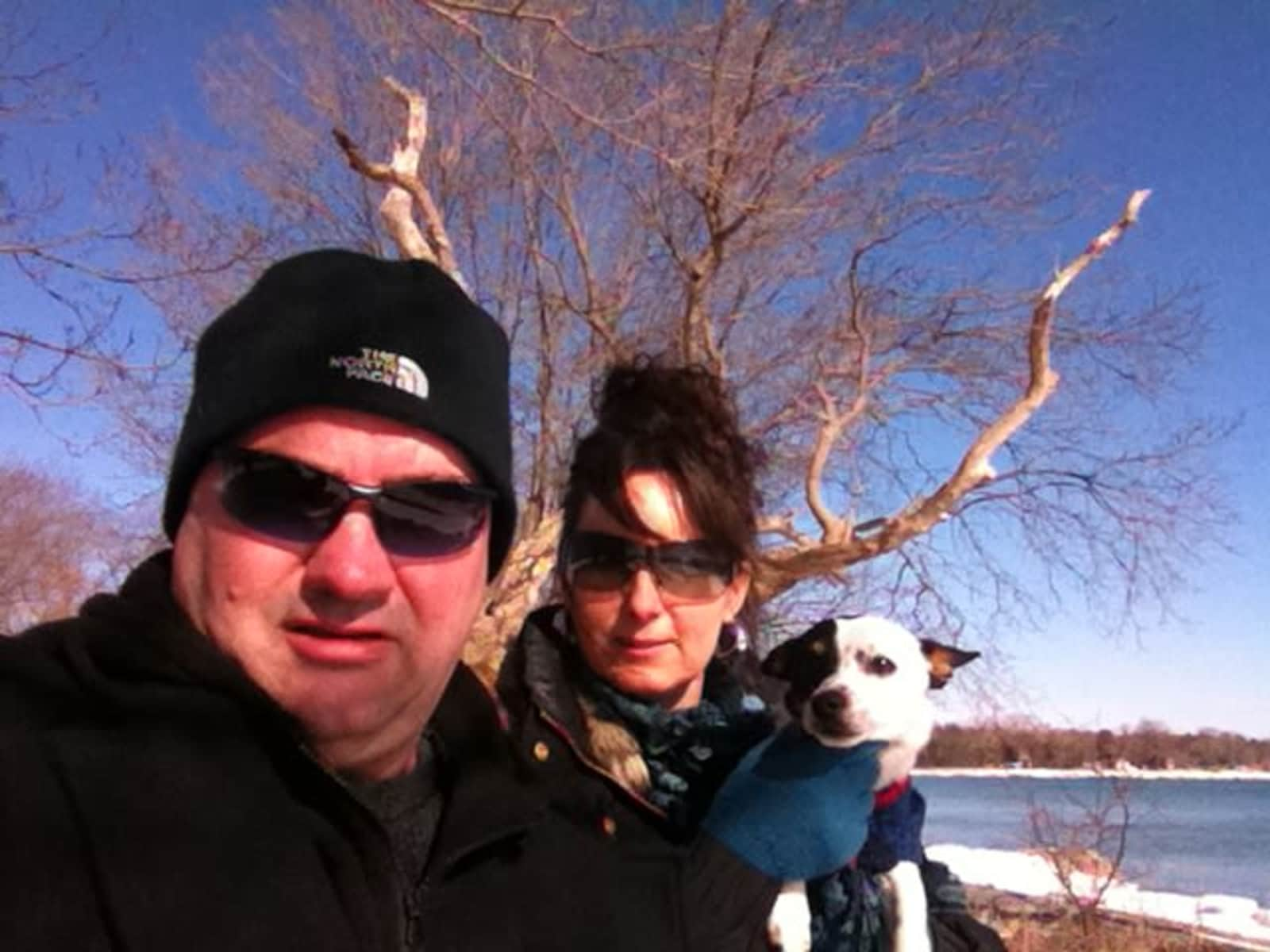 Gilles l & Danyiel from Kingston, Ontario, Canada