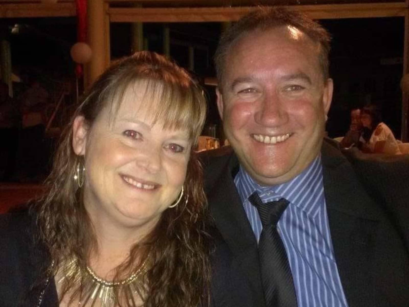 Sally-anne & John from Benalla, Victoria, Australia