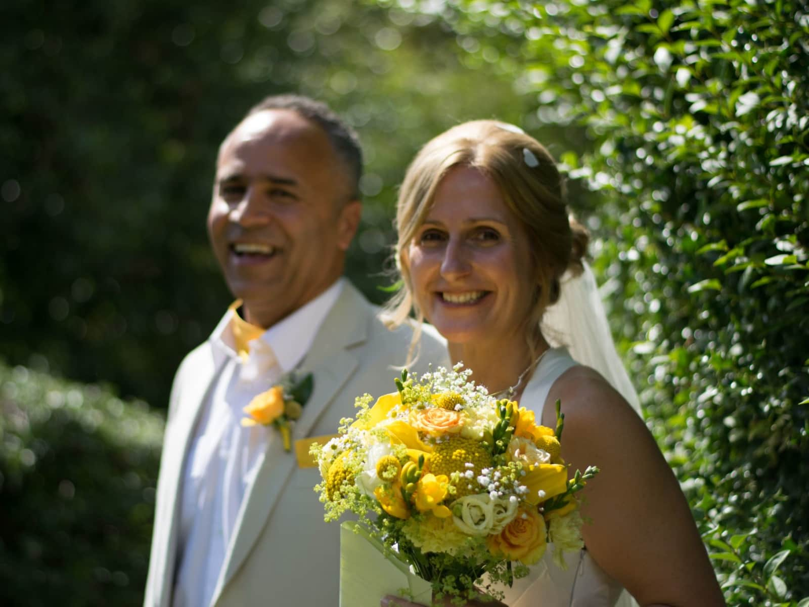 Samantha & Dennis from Bristol, United Kingdom