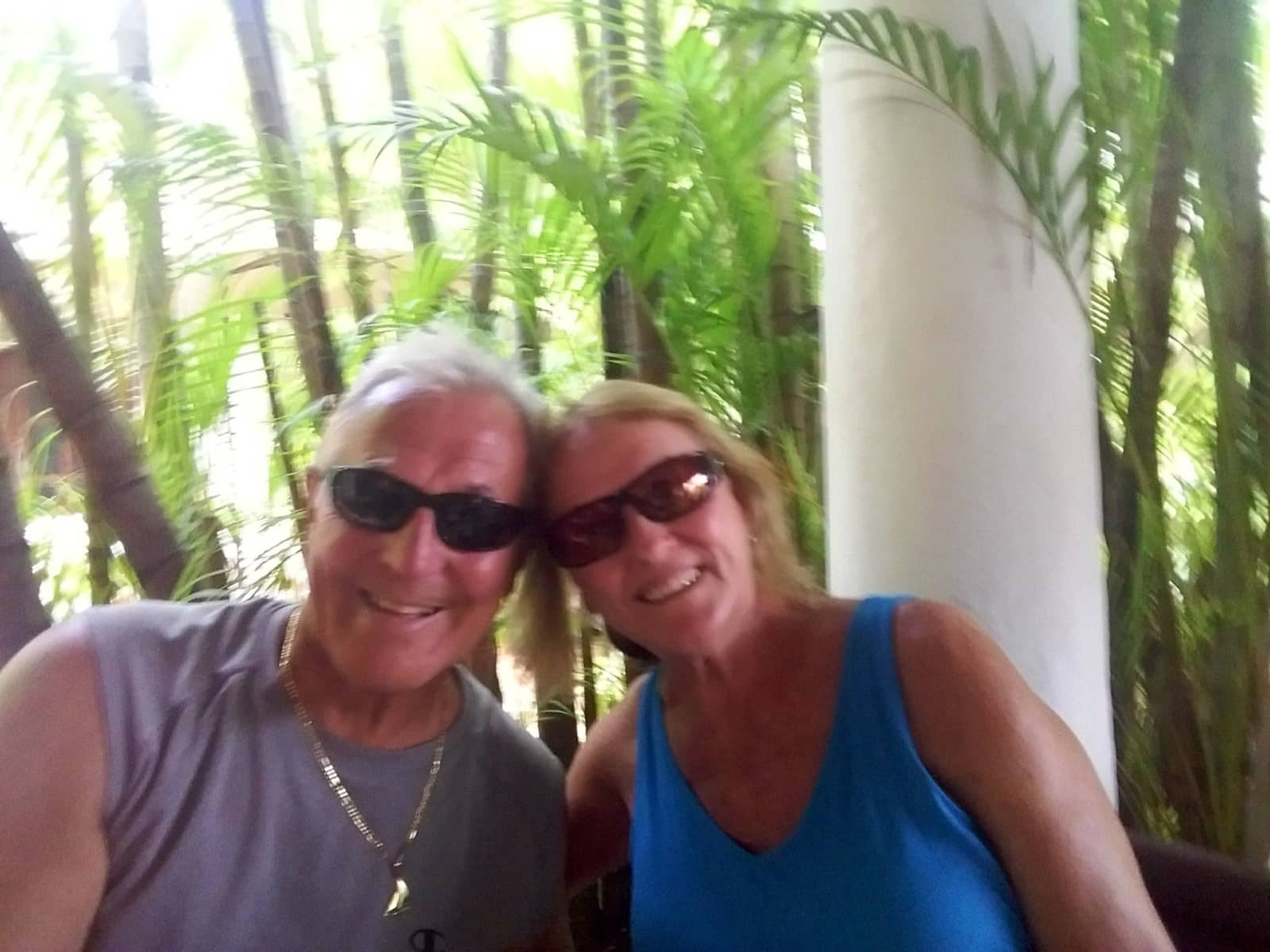 Colin & Christel from Jacksonville Beach, Florida, United States