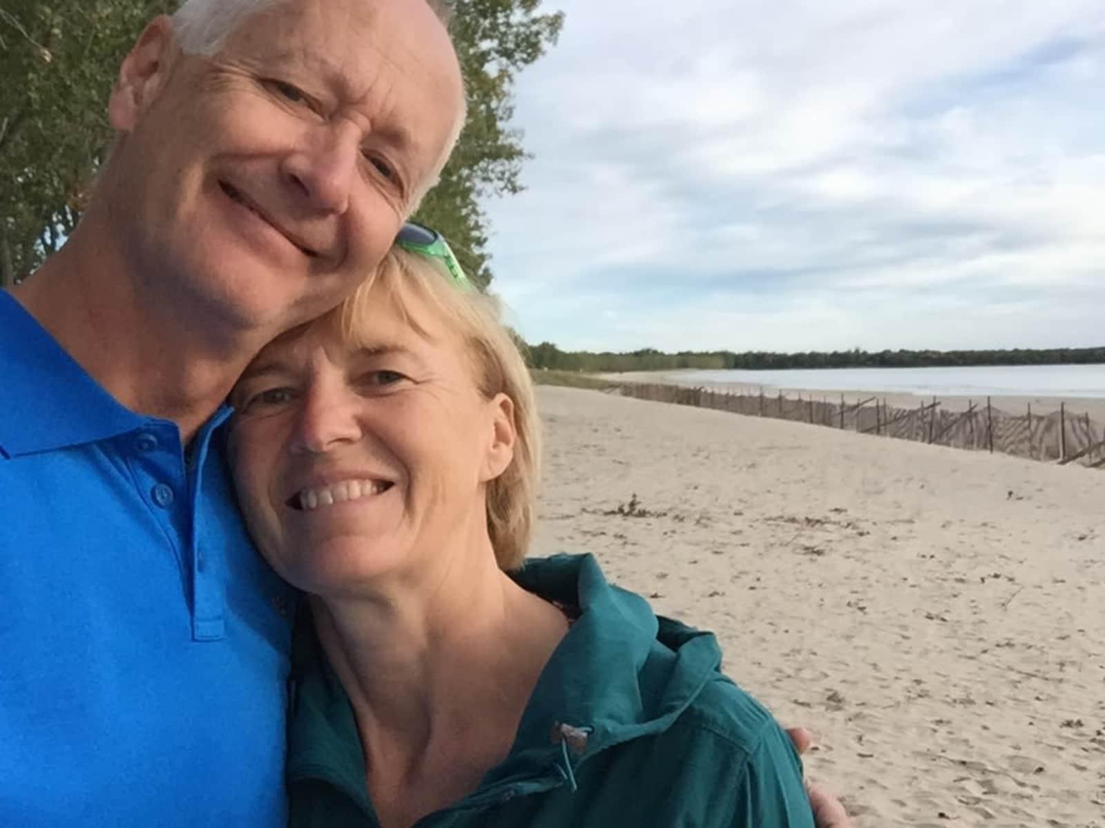 David & Ruth from Calgary, Alberta, Canada