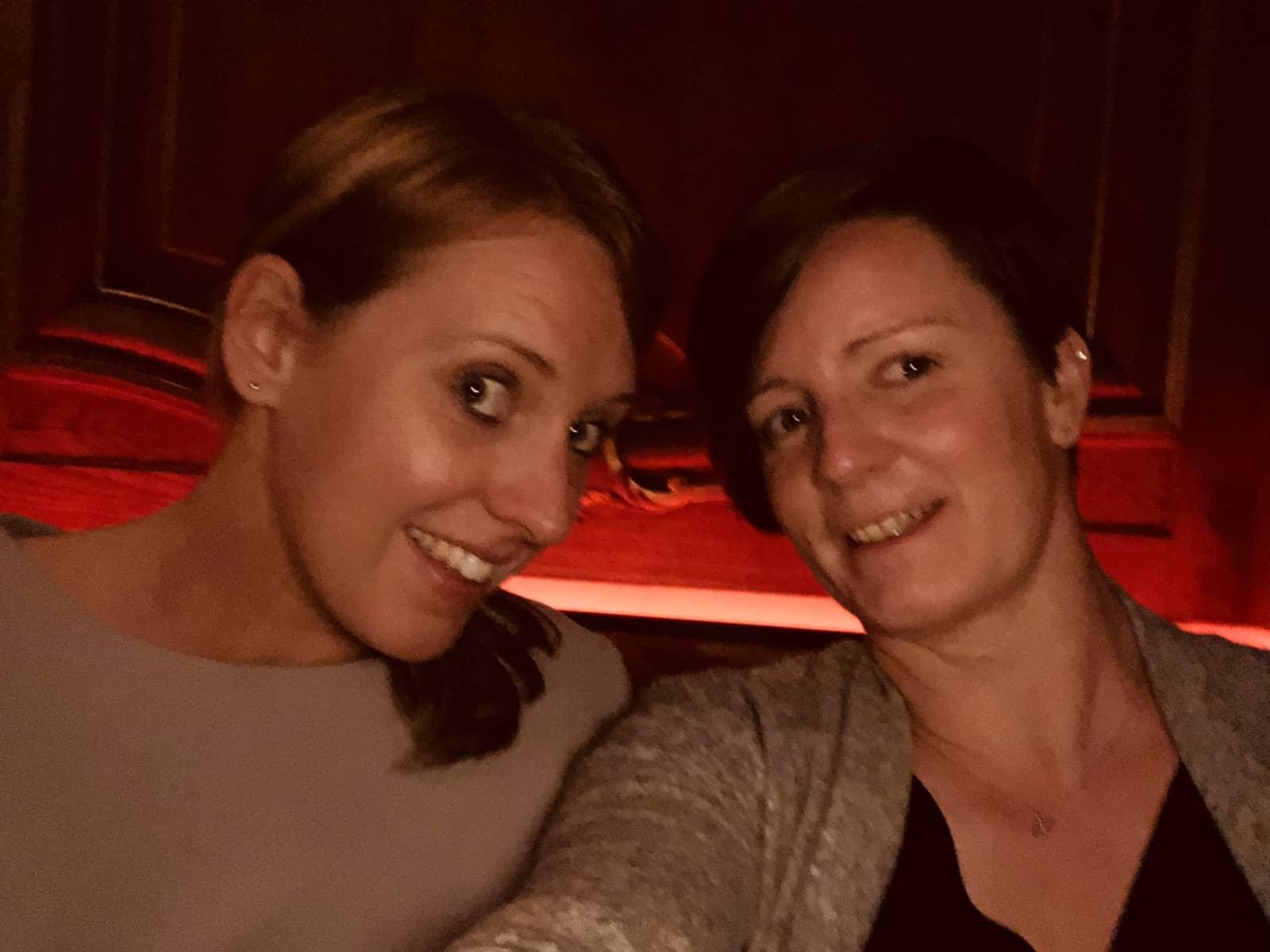 Natalie & Erin from Liverpool, United Kingdom