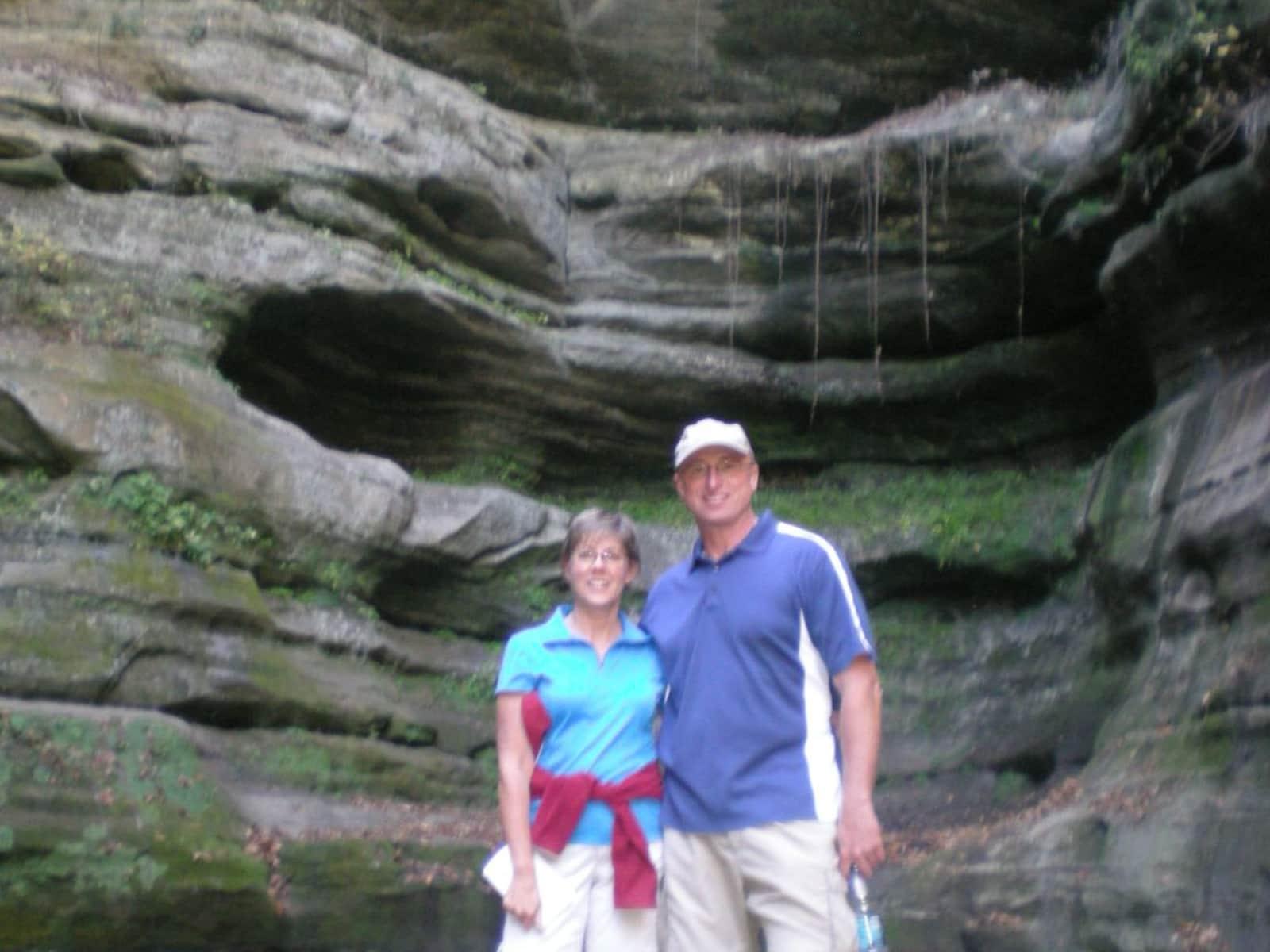 Christine & Thomas from Elmhurst, Illinois, United States