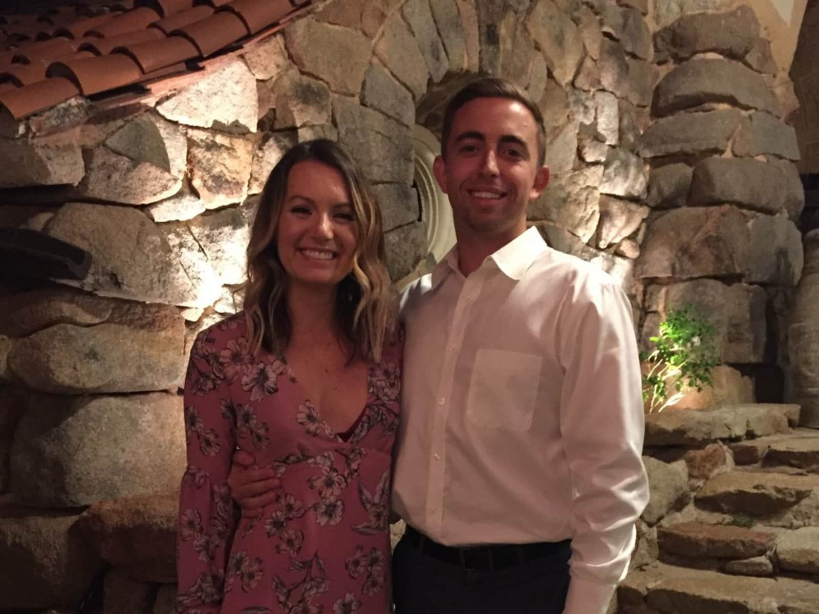 Alexandria & Andrew from San Diego, California, United States
