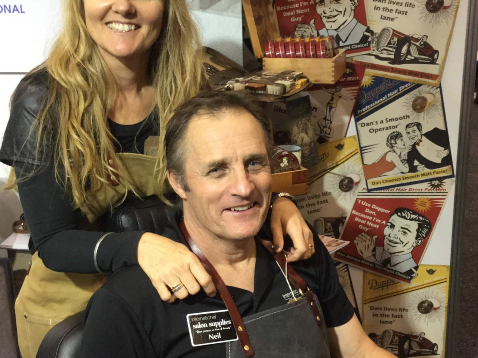 Karin & Neil from Perth, Western Australia, Australia