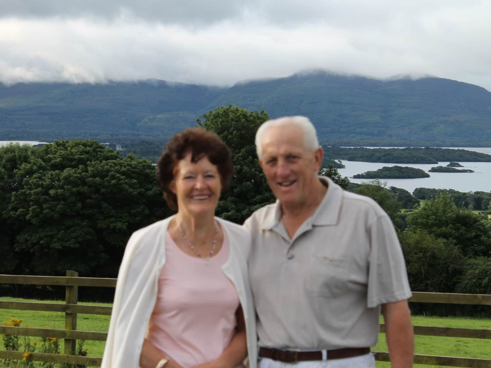 Mary & Daryle from Brisbane, Queensland, Australia
