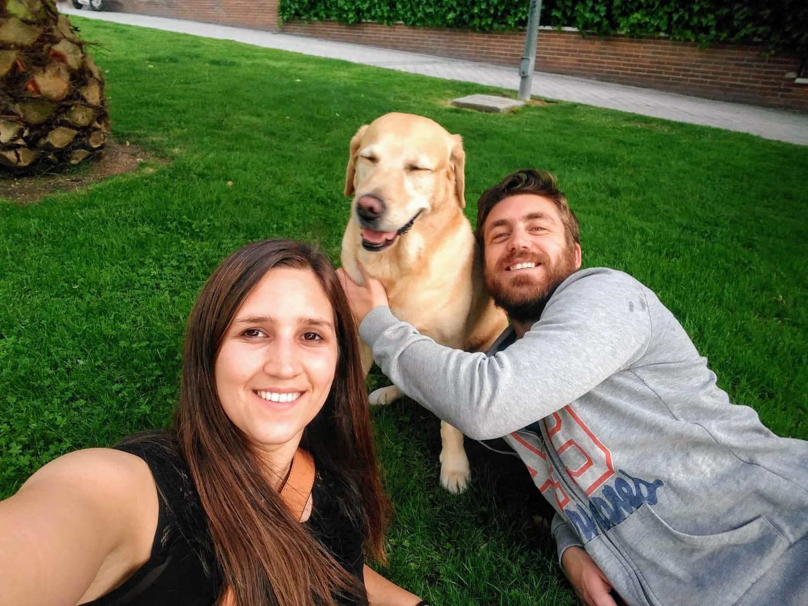 Tamara & Iñigo from Madrid, Spain