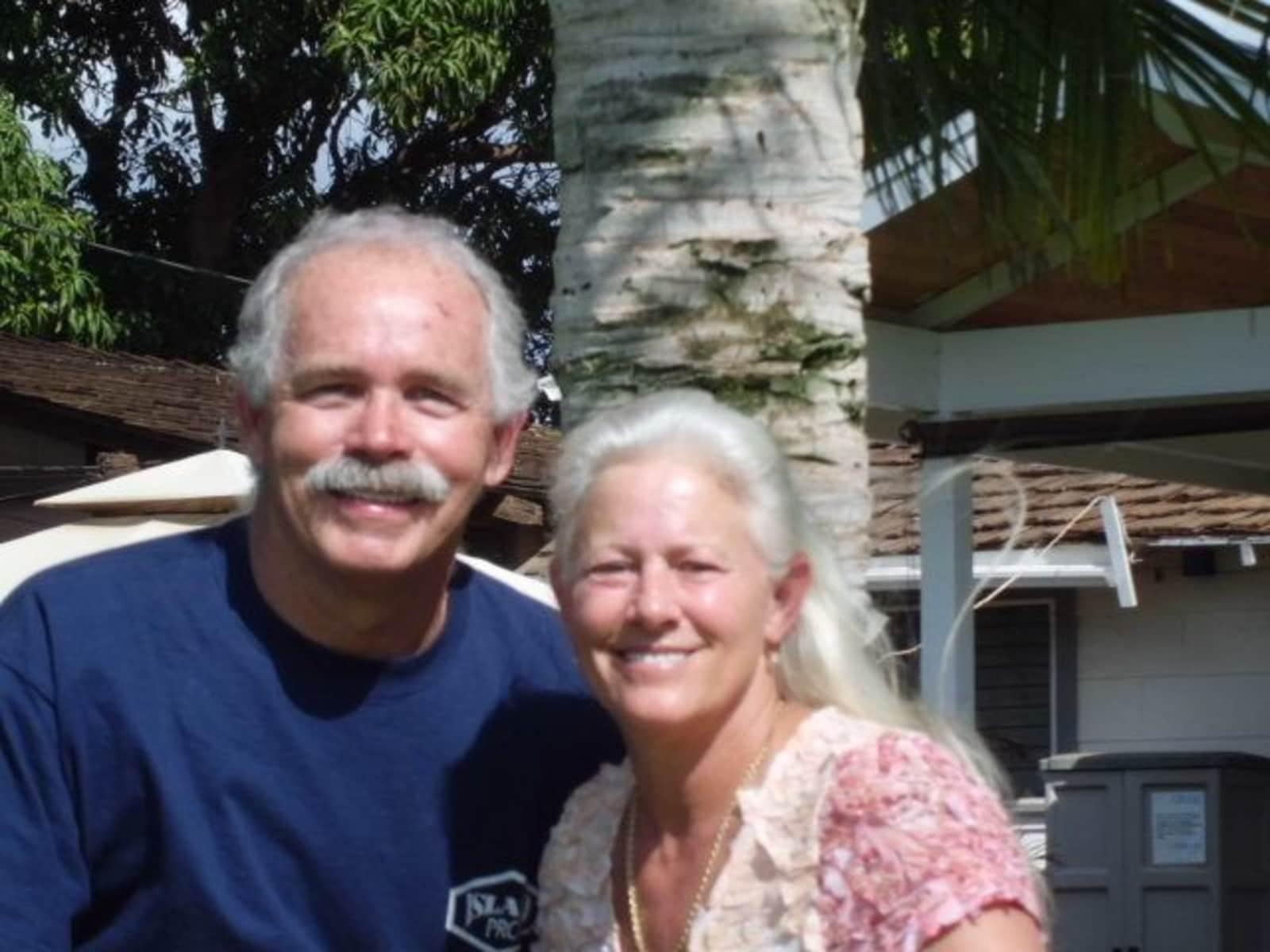 Michael & Cathy from Snowflake, Arizona, United States