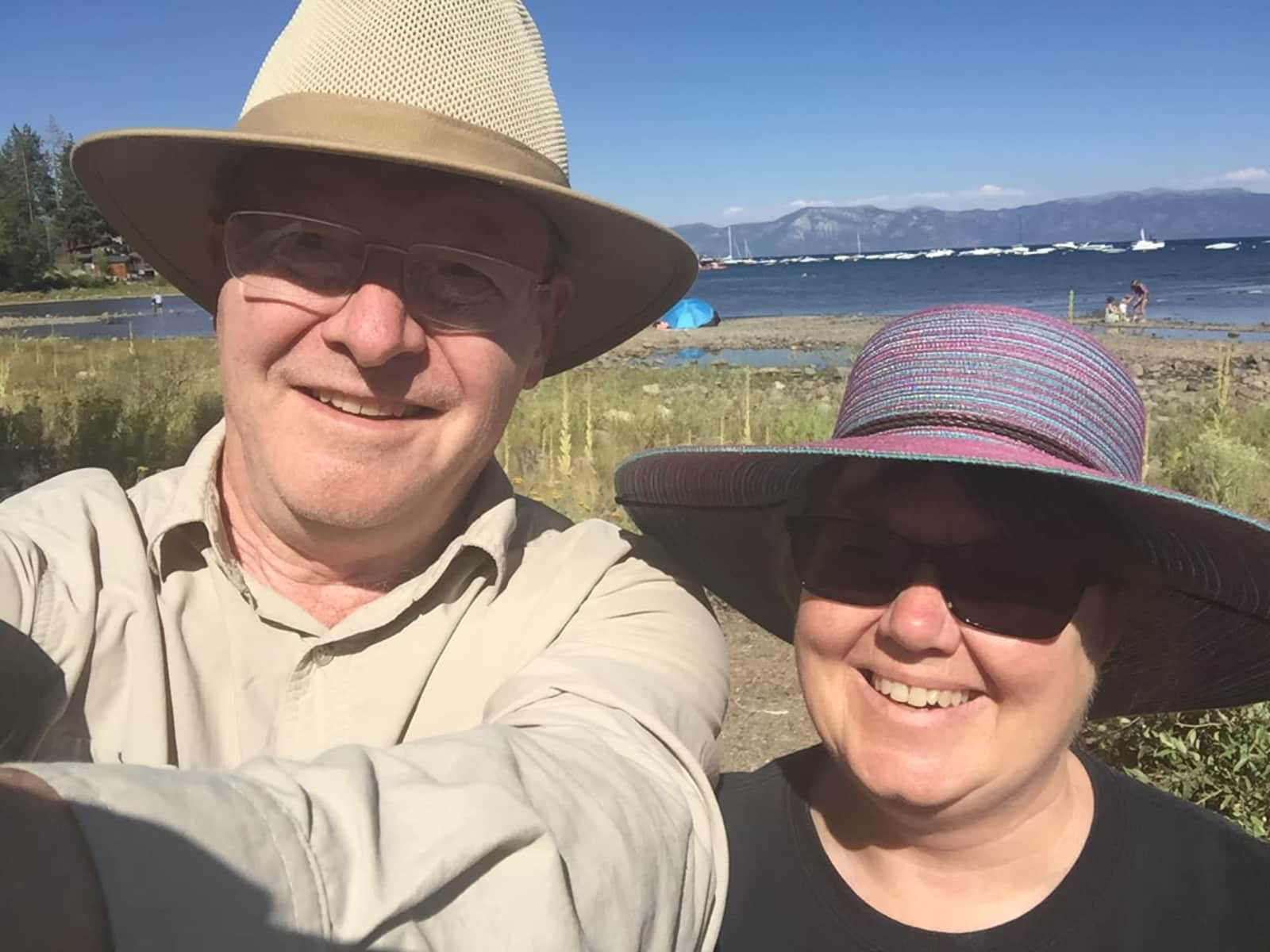 Krista & bob & Bob from Grass Valley, California, United States