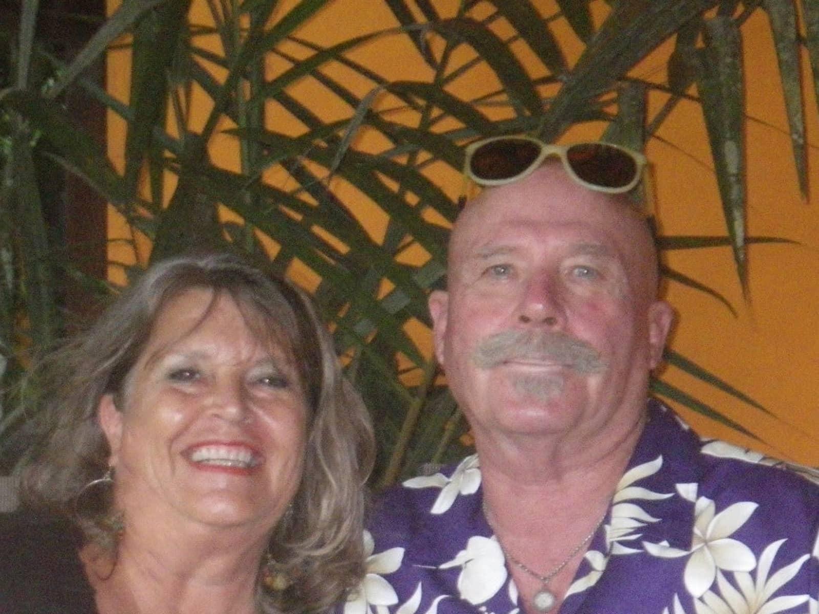 Deborah & Rick from Golfito, Costa Rica