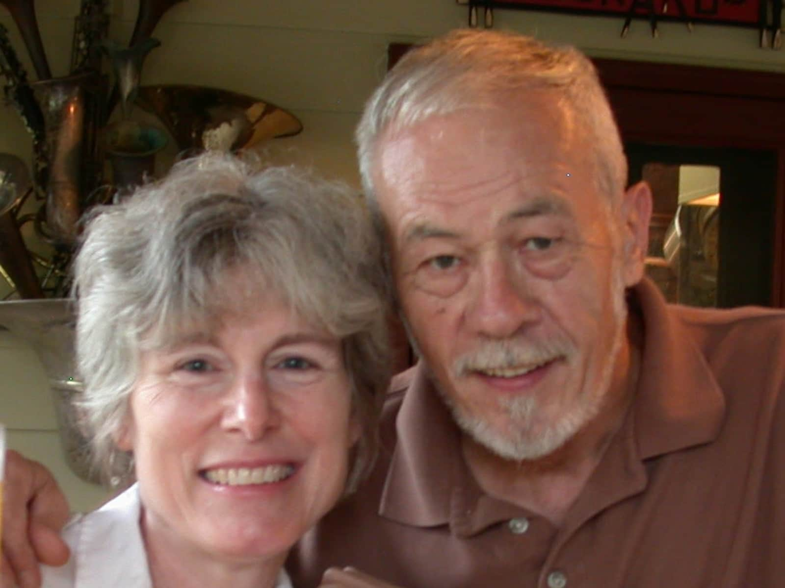 Pam & Dick from Phillips, Maine, United States