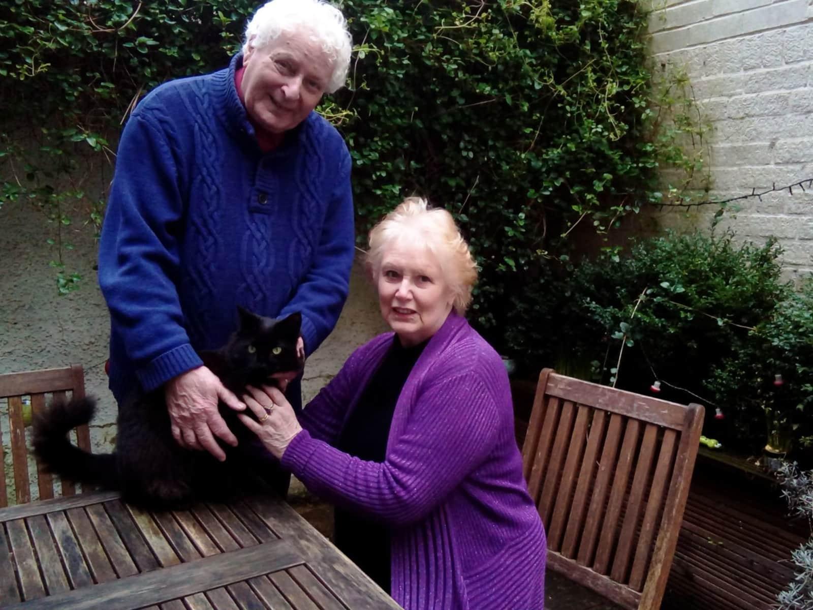 Anne & John from Exeter, United Kingdom