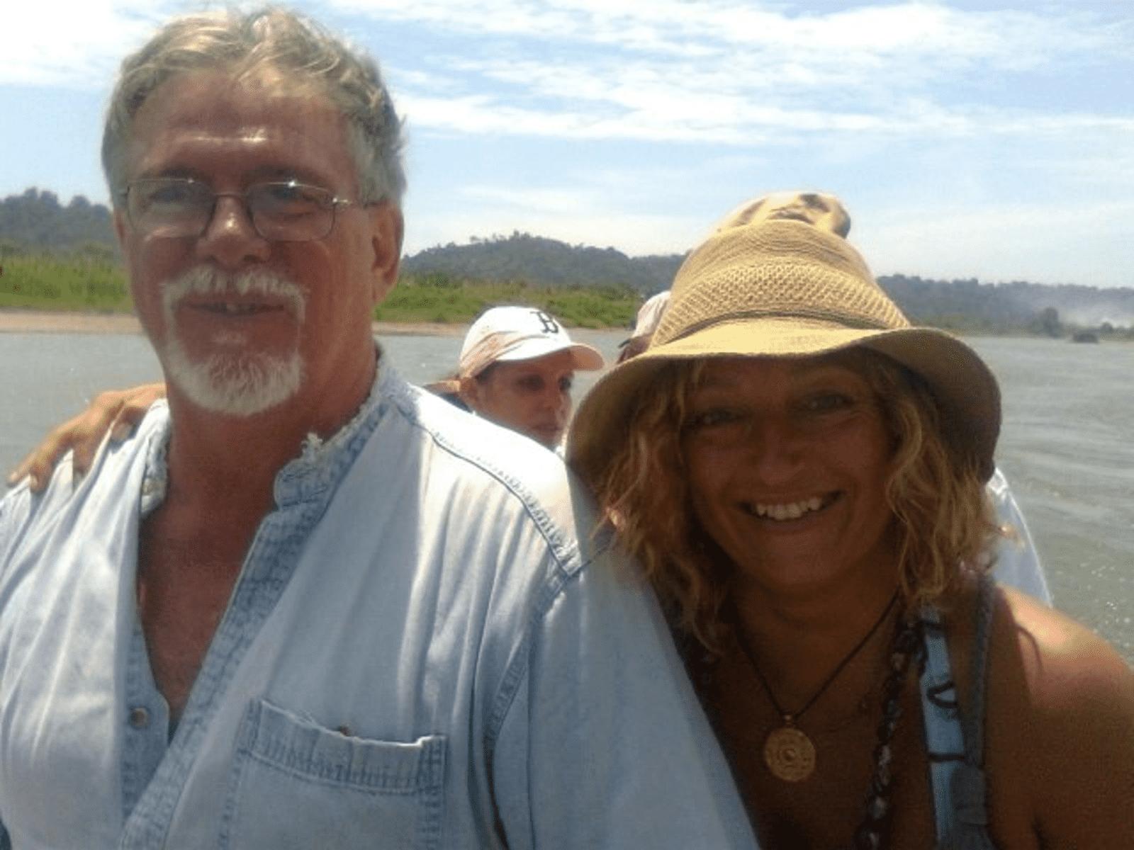 David & Kamelia from Puerto Viejo de Talamanca, Costa Rica