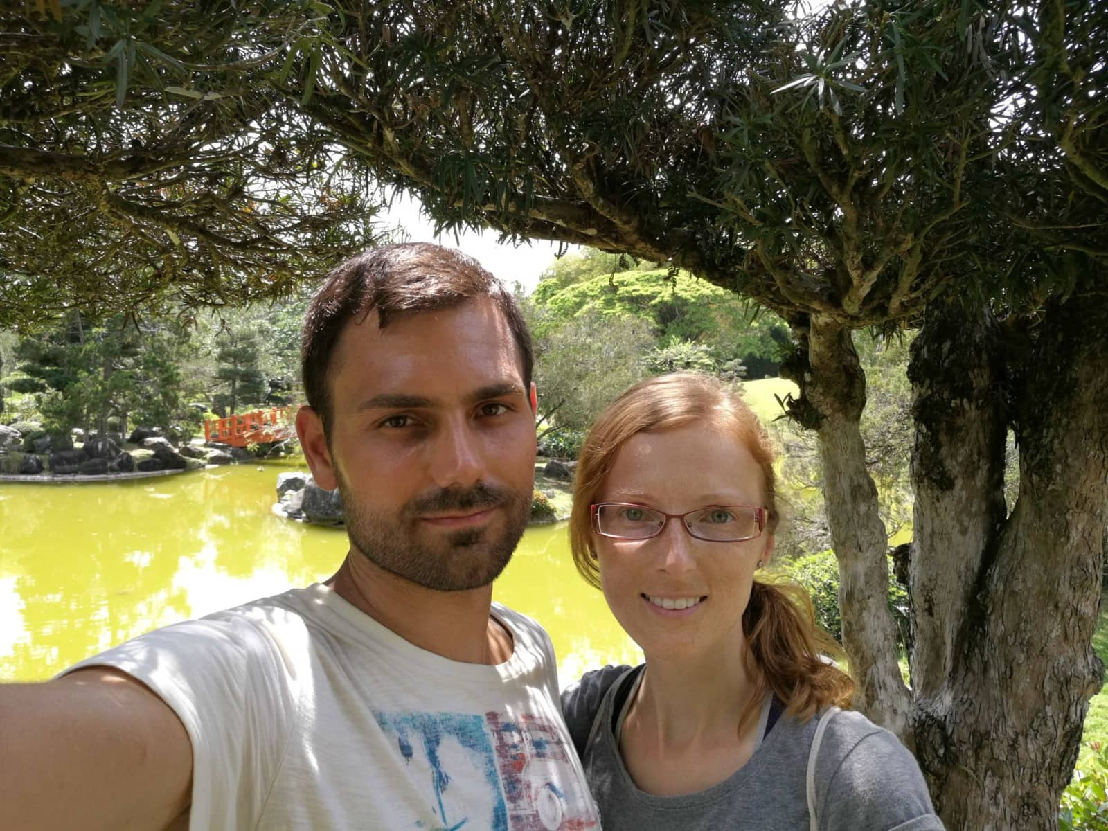 Robin & Monika from Brno, Czech Republic