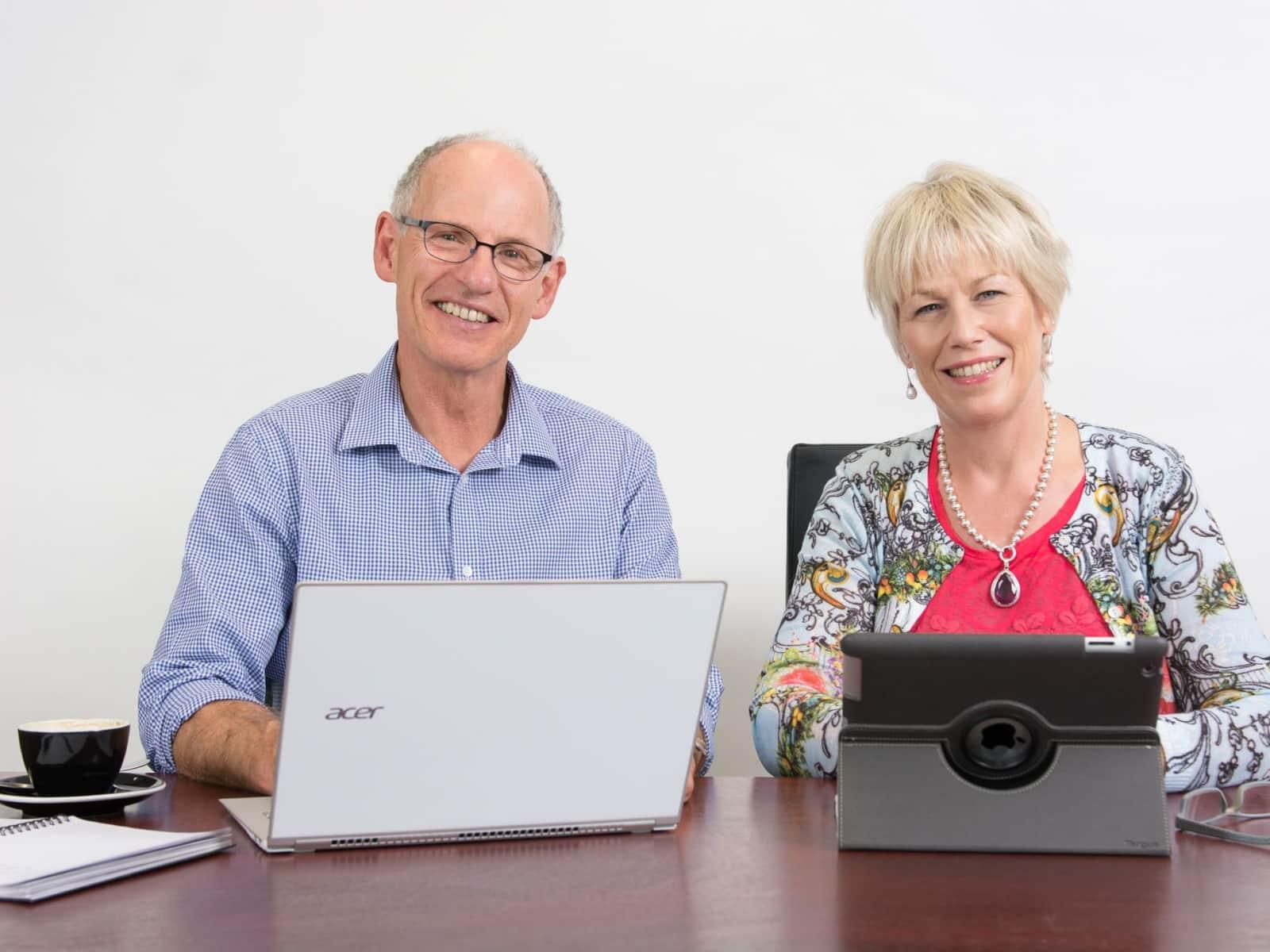 Debbie & Ian from Christchurch, New Zealand
