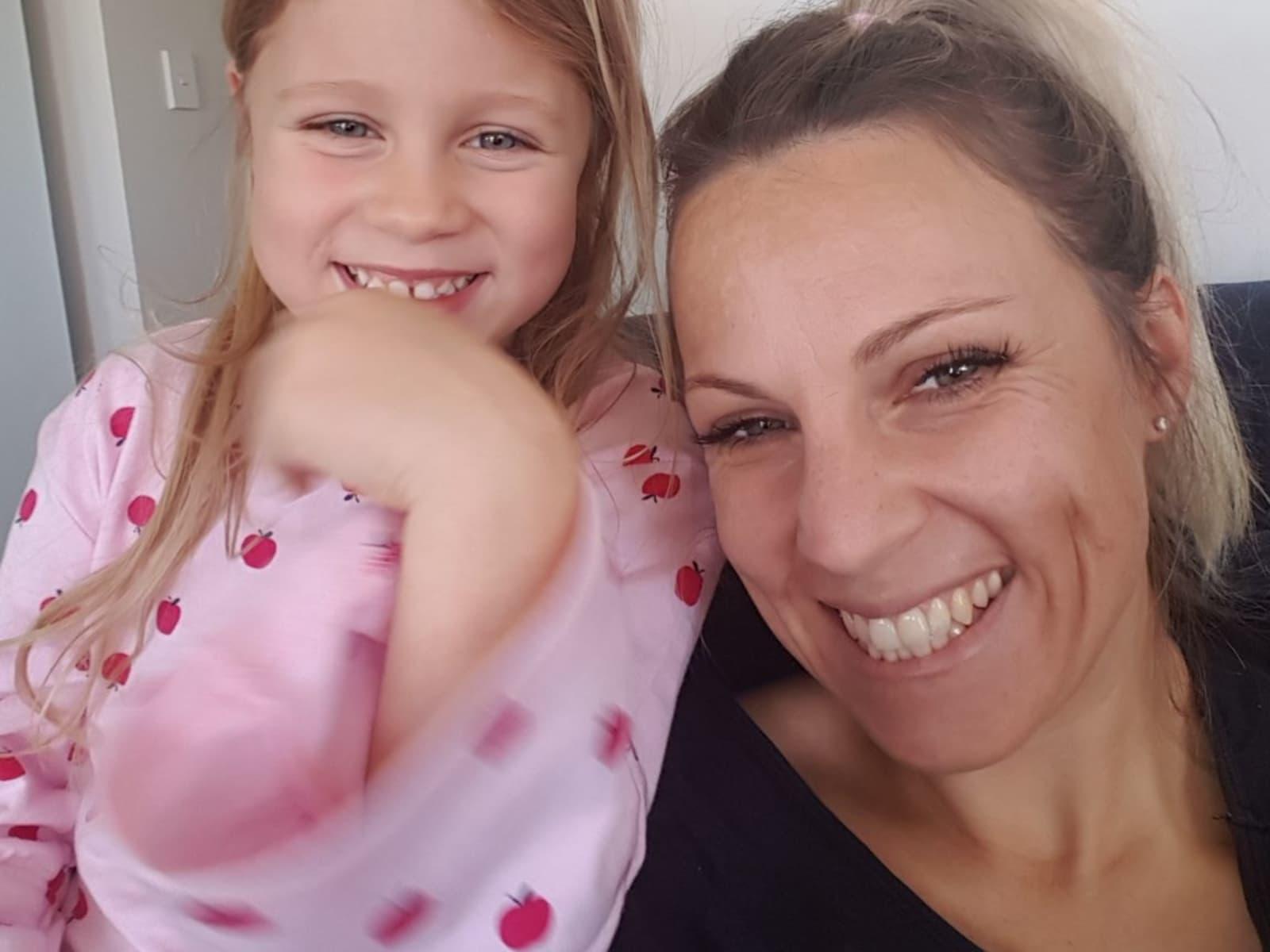 Rebecca & Mum..margaret from Tauranga, New Zealand