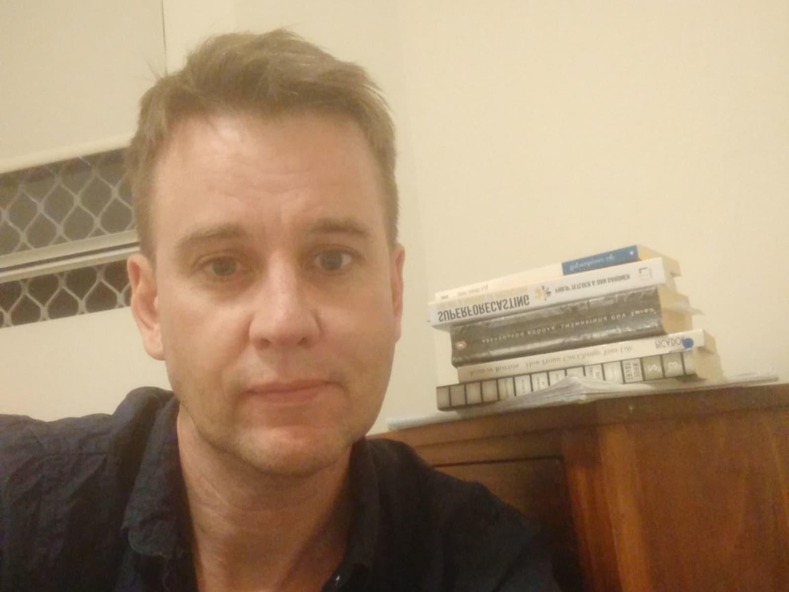 Ben from Brisbane, Queensland, Australia