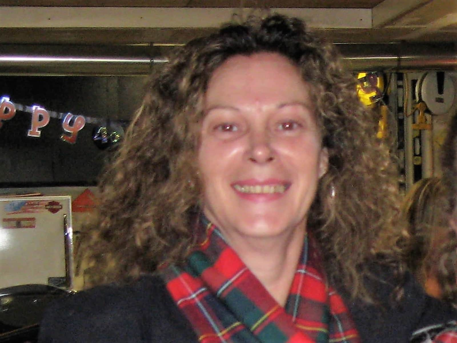 Claire from Halifax, Nova Scotia, Canada