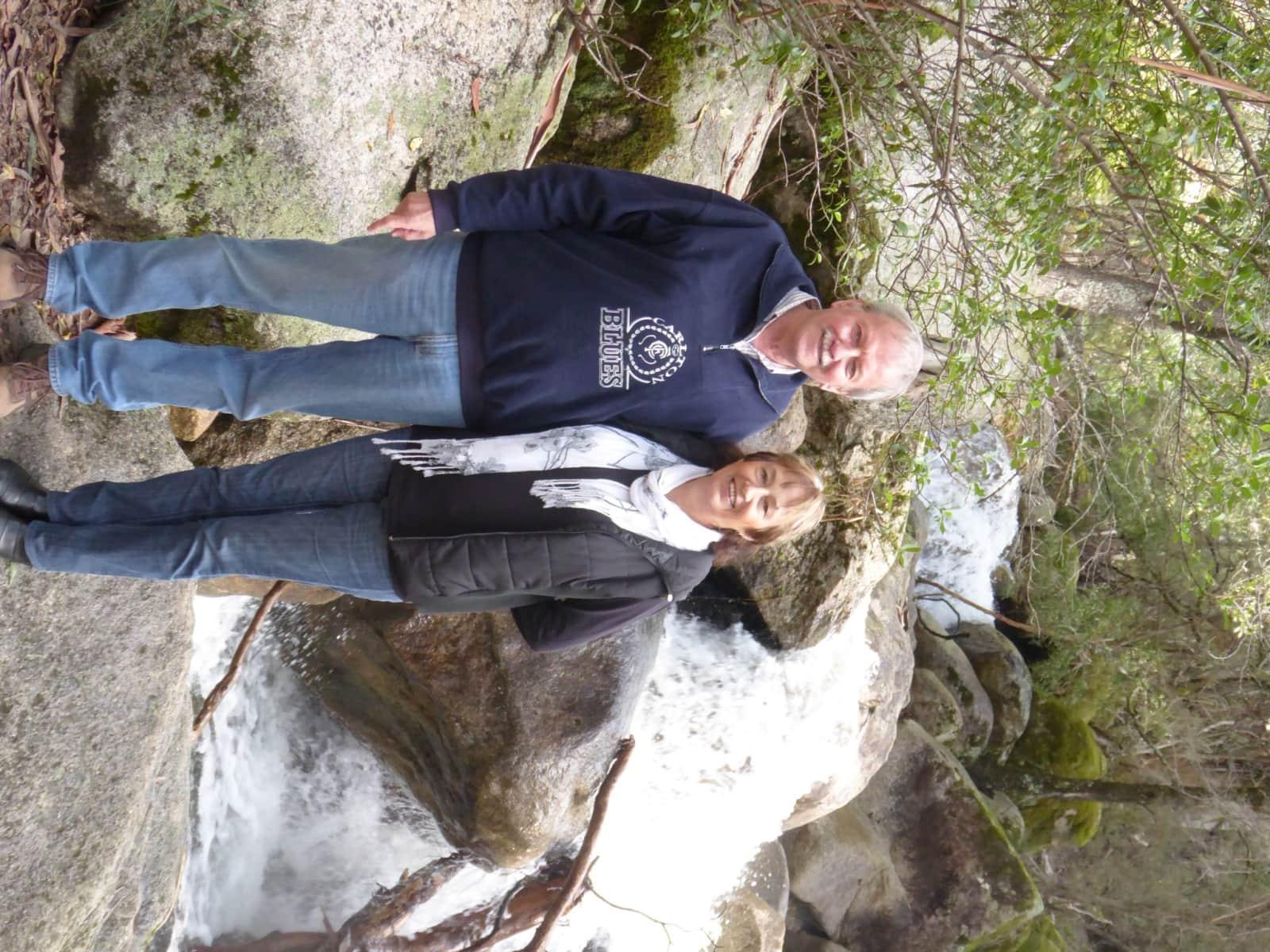 Brian & Wendy from Bendigo, Victoria, Australia