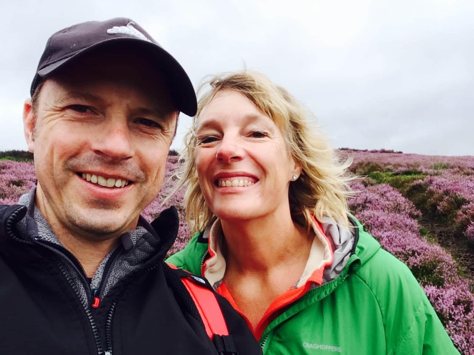 Janette & Matt from Leicester, United Kingdom