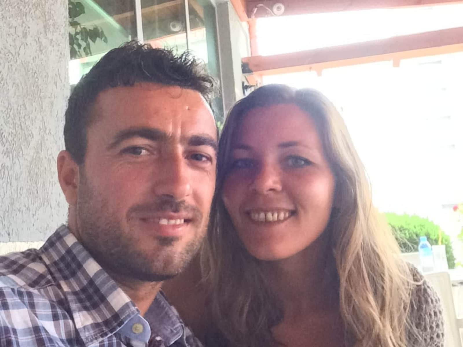 Pasqualina & Irid from Brescia, Italy